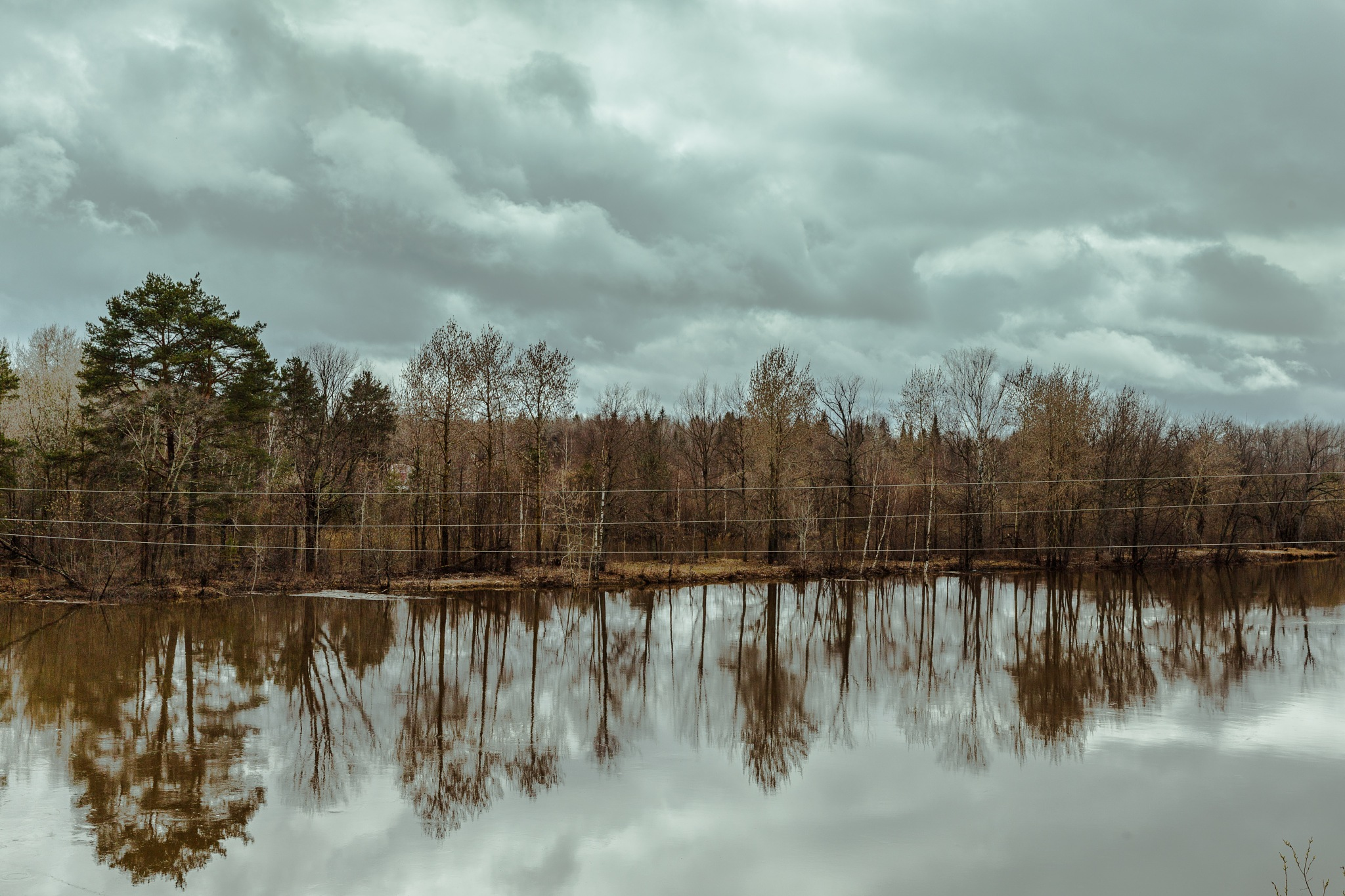 The River Usta by OsA