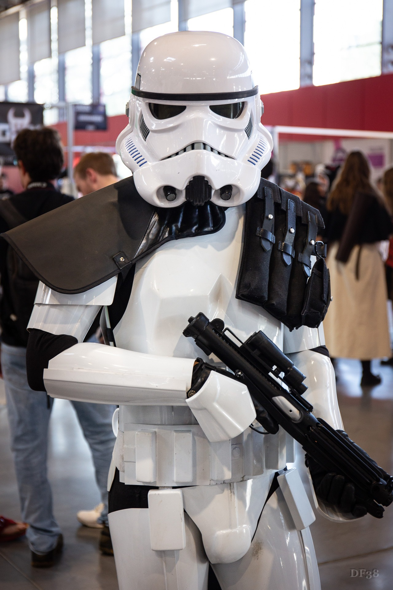 stormtrooper by Frederic Dusserre