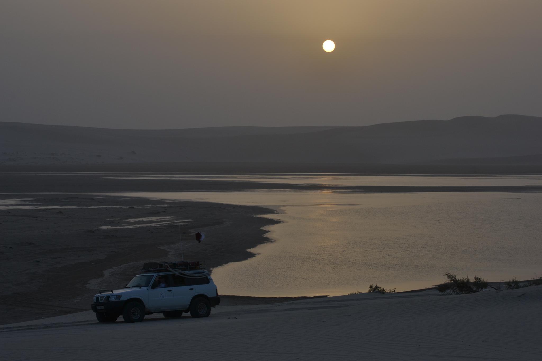 Desert by Eslamo