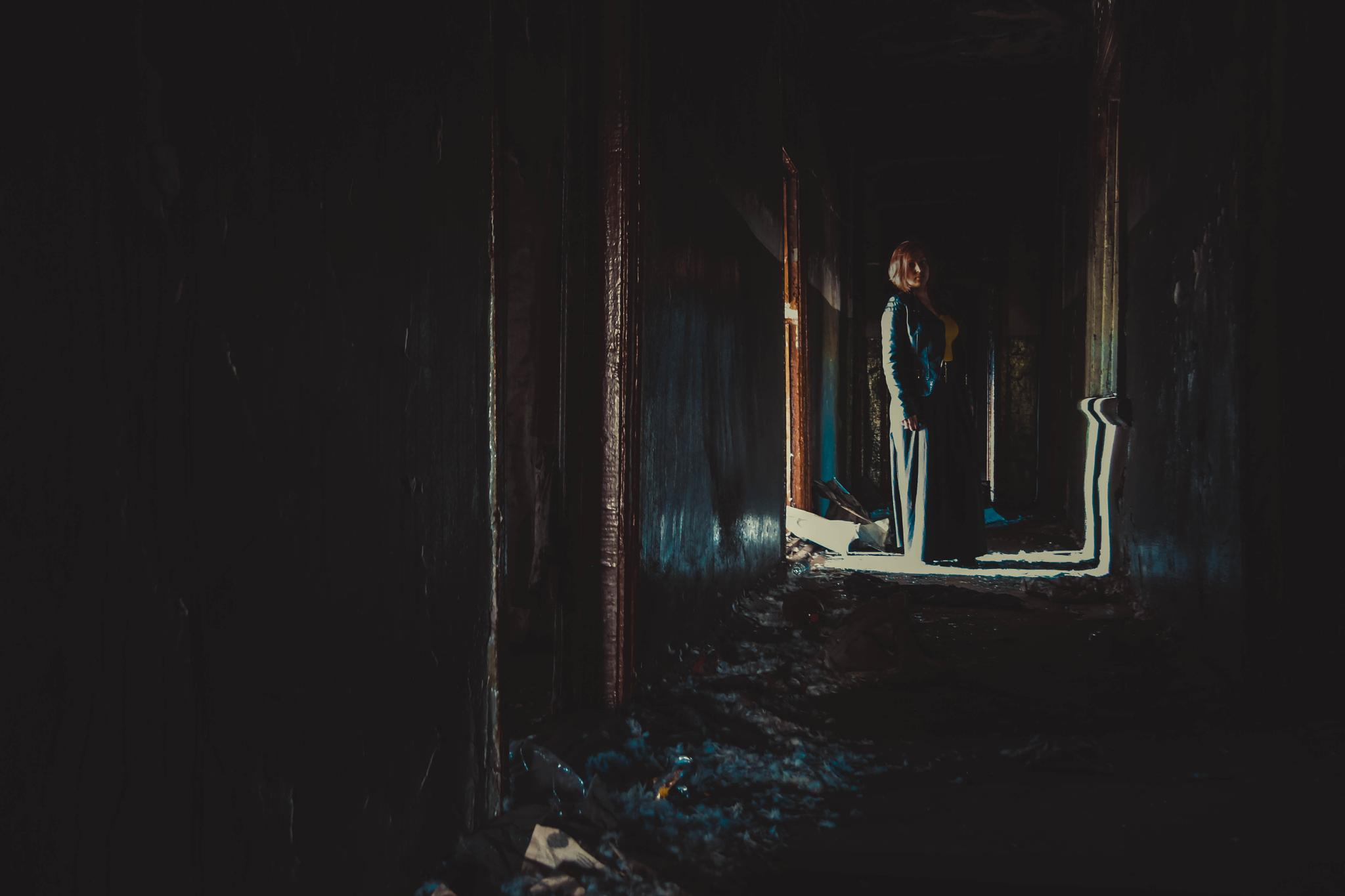 Darkness by Janin Reifer