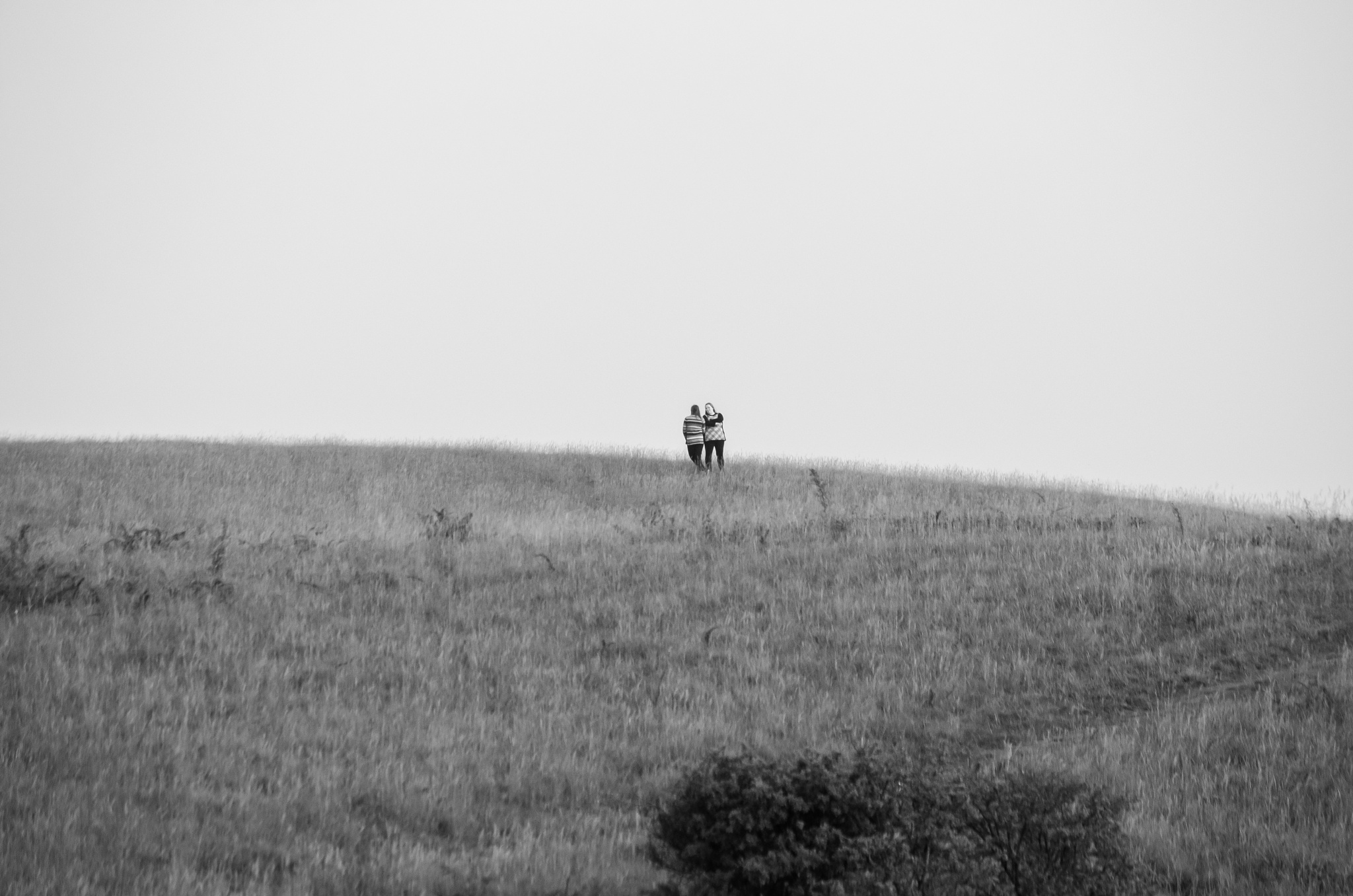 Photo in People #people #hill #grass