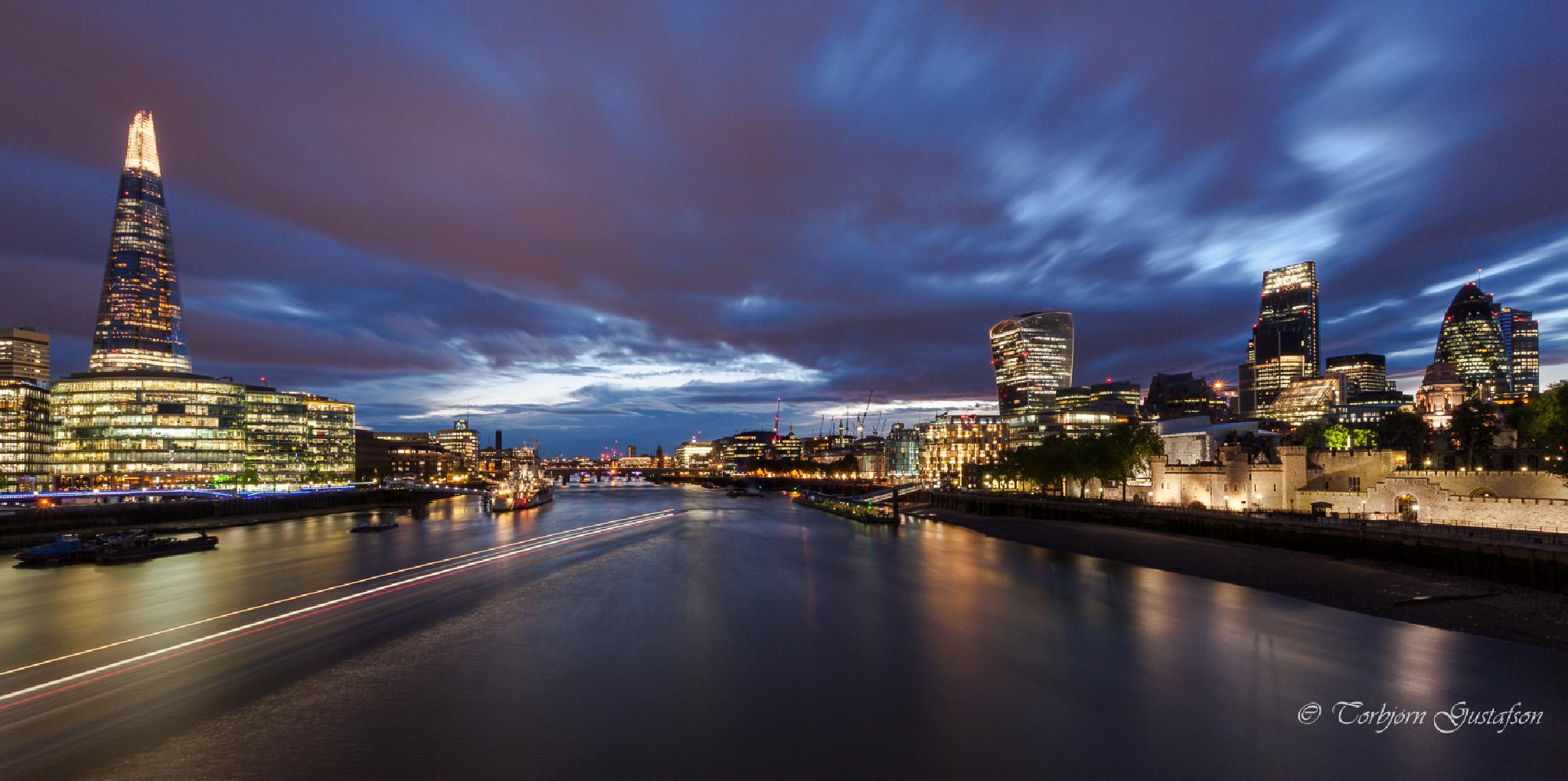 30 seconds of London by Torbjørn Gustafson