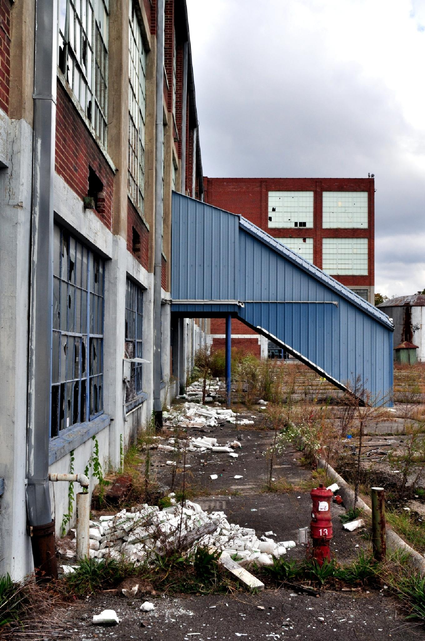 Factory Profile by Byrd's Eye Photography