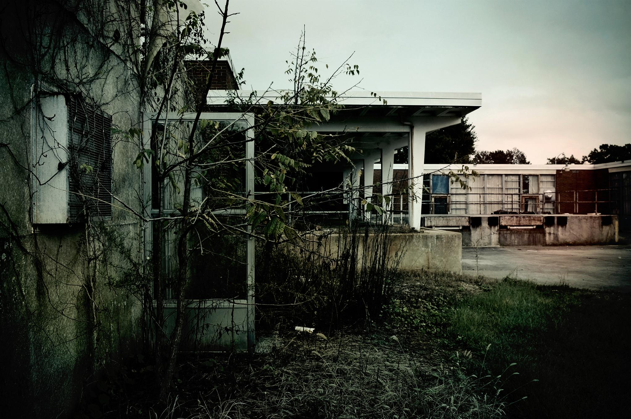Urban Remains by Byrd's Eye Photography