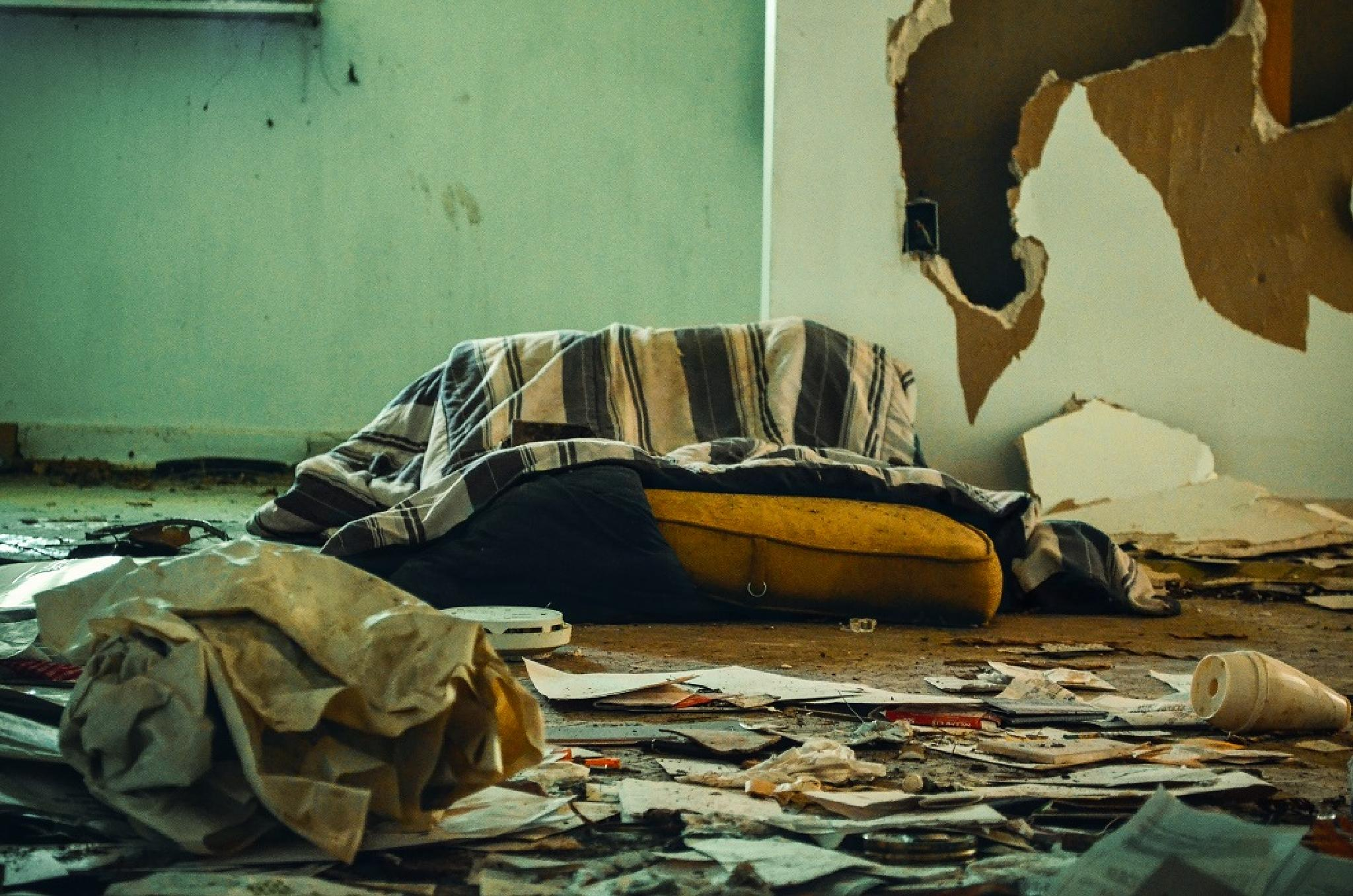 Abandoned Life by Byrd's Eye Photography