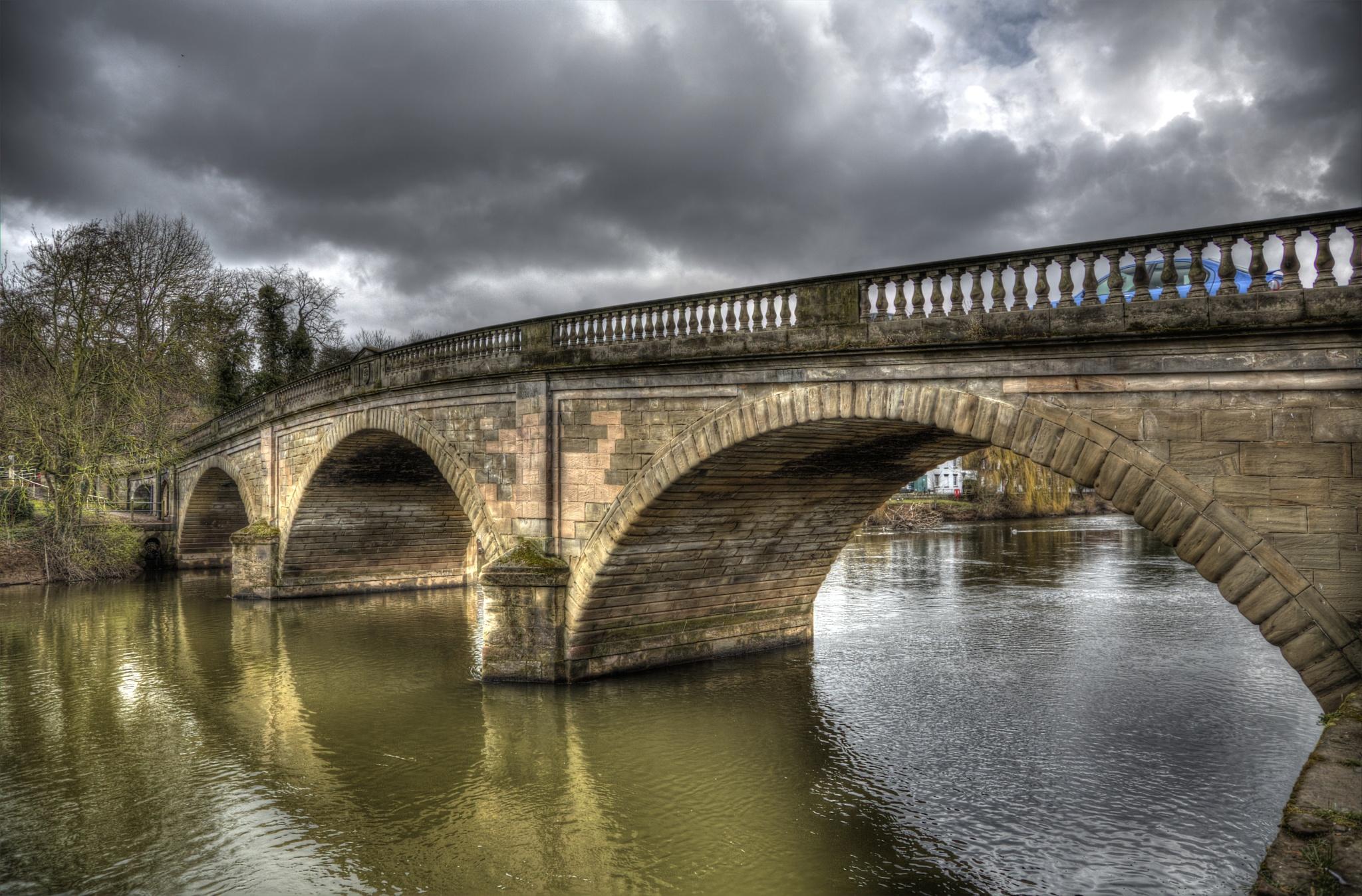 Bewdley bridge by sparrow1234
