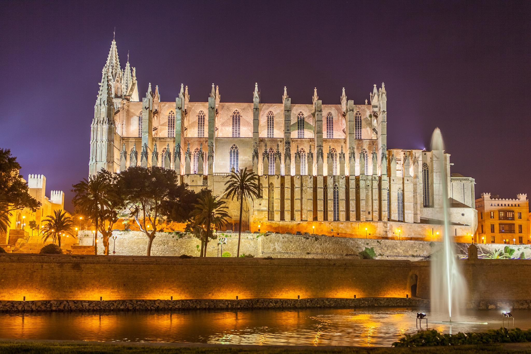 Kathedrale von Palma by Hauptstadtpix