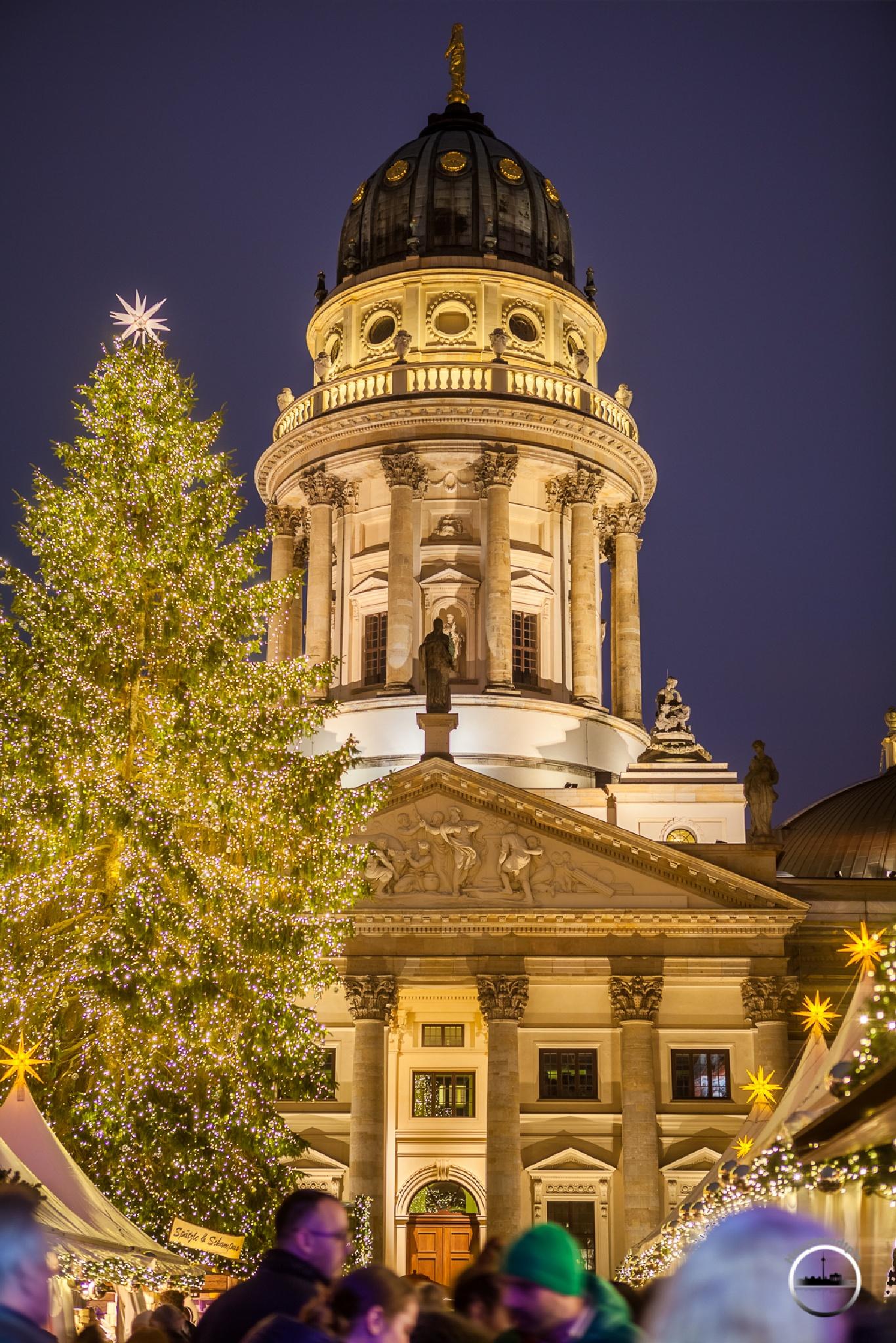 Weihnachten in Berlin by Hauptstadtpix