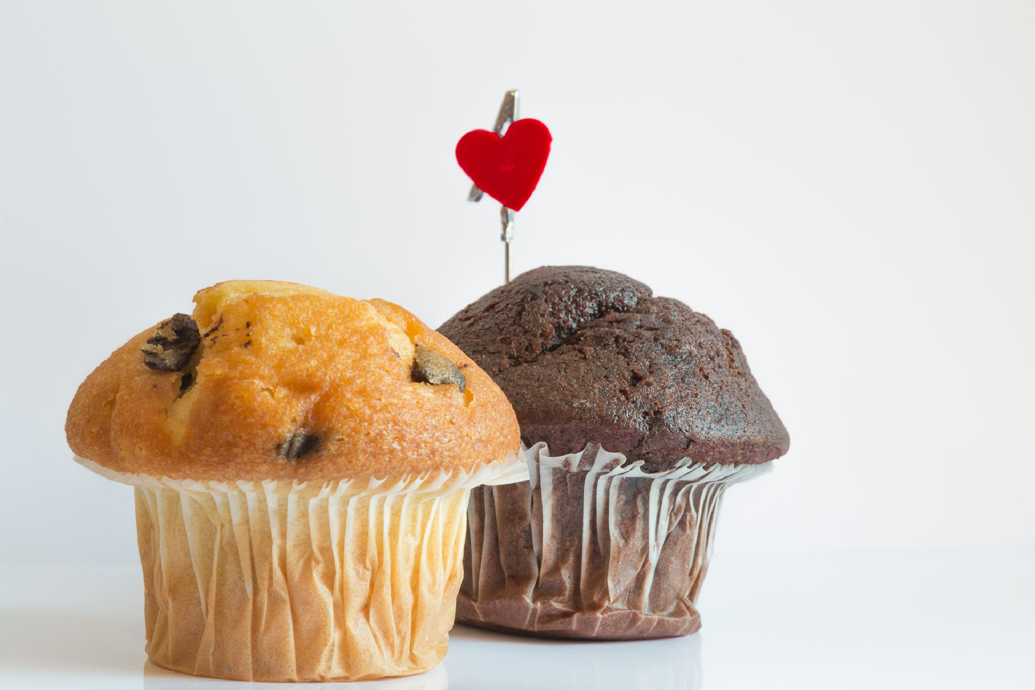Muffin NO-RACISM by Gae8
