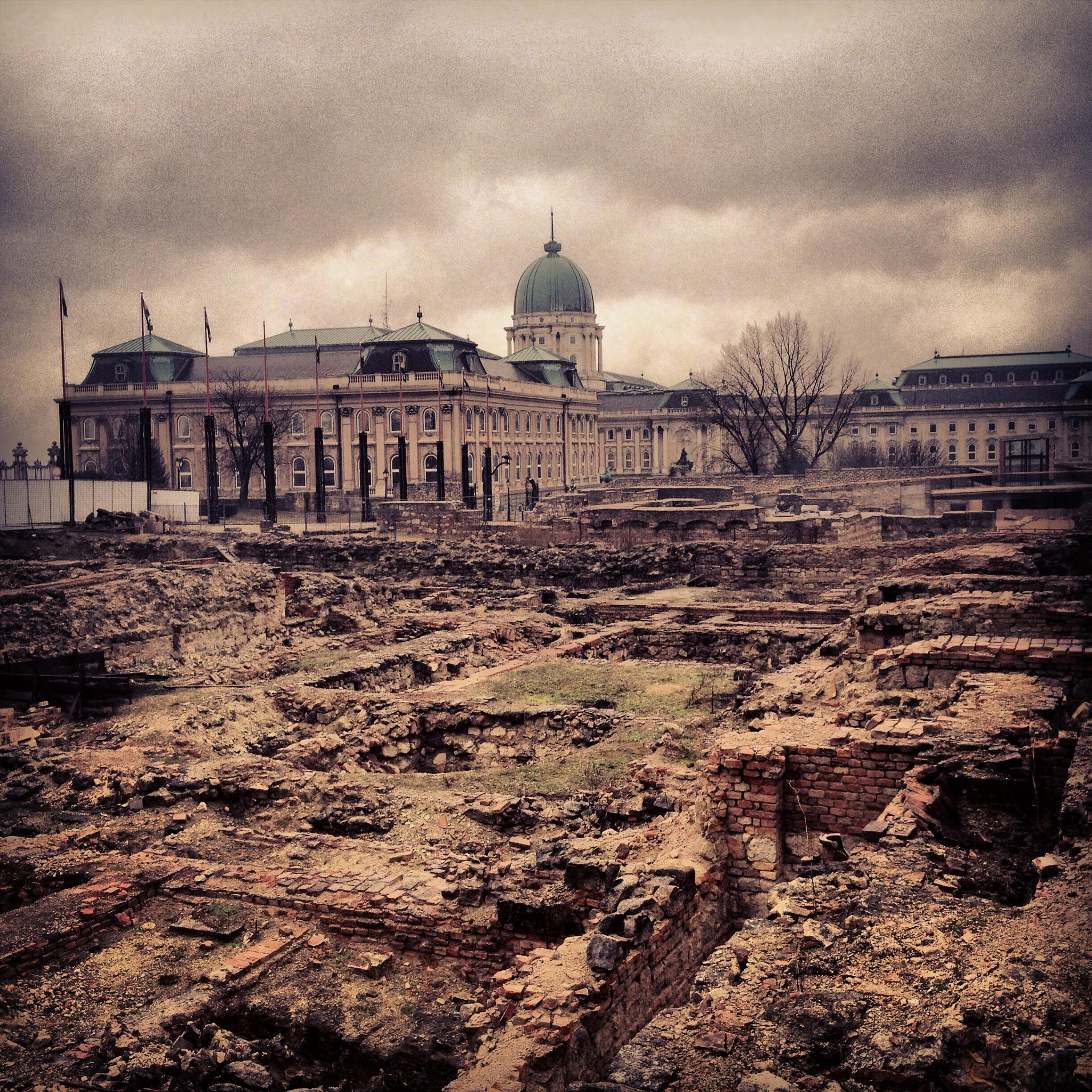 Ruins by Thomas Ryste