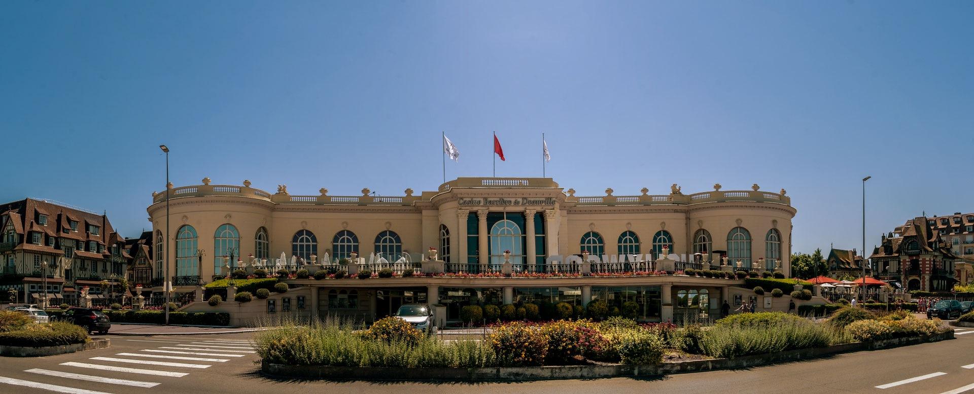Casino de Deauville by Alexander Pugatschewski