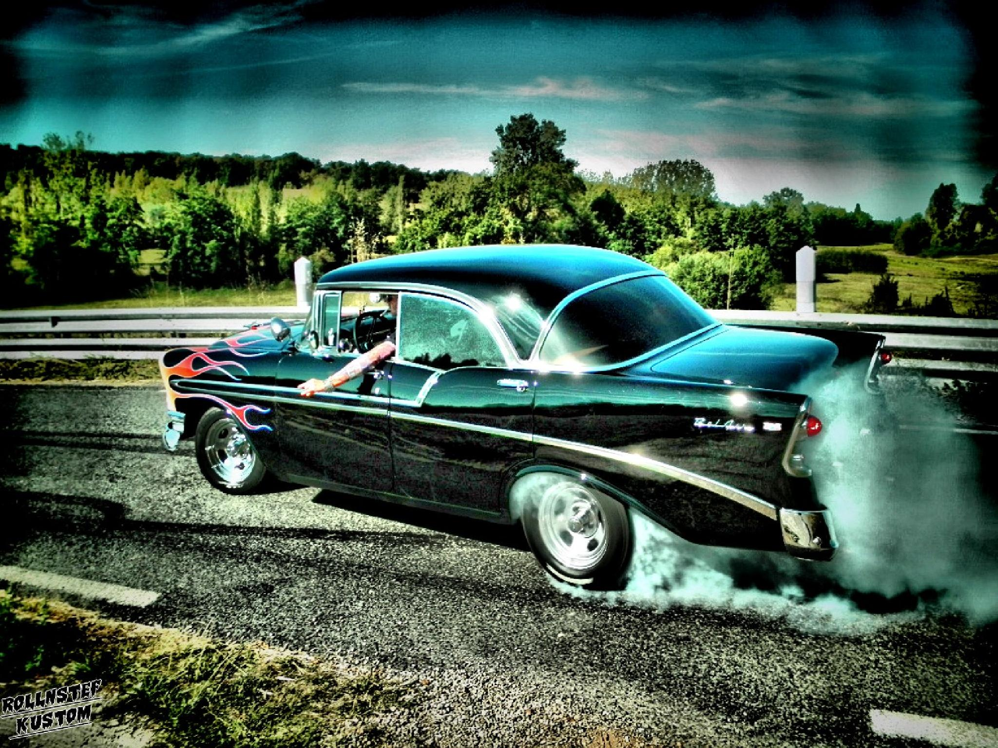 Chevy Burn by rollnstef