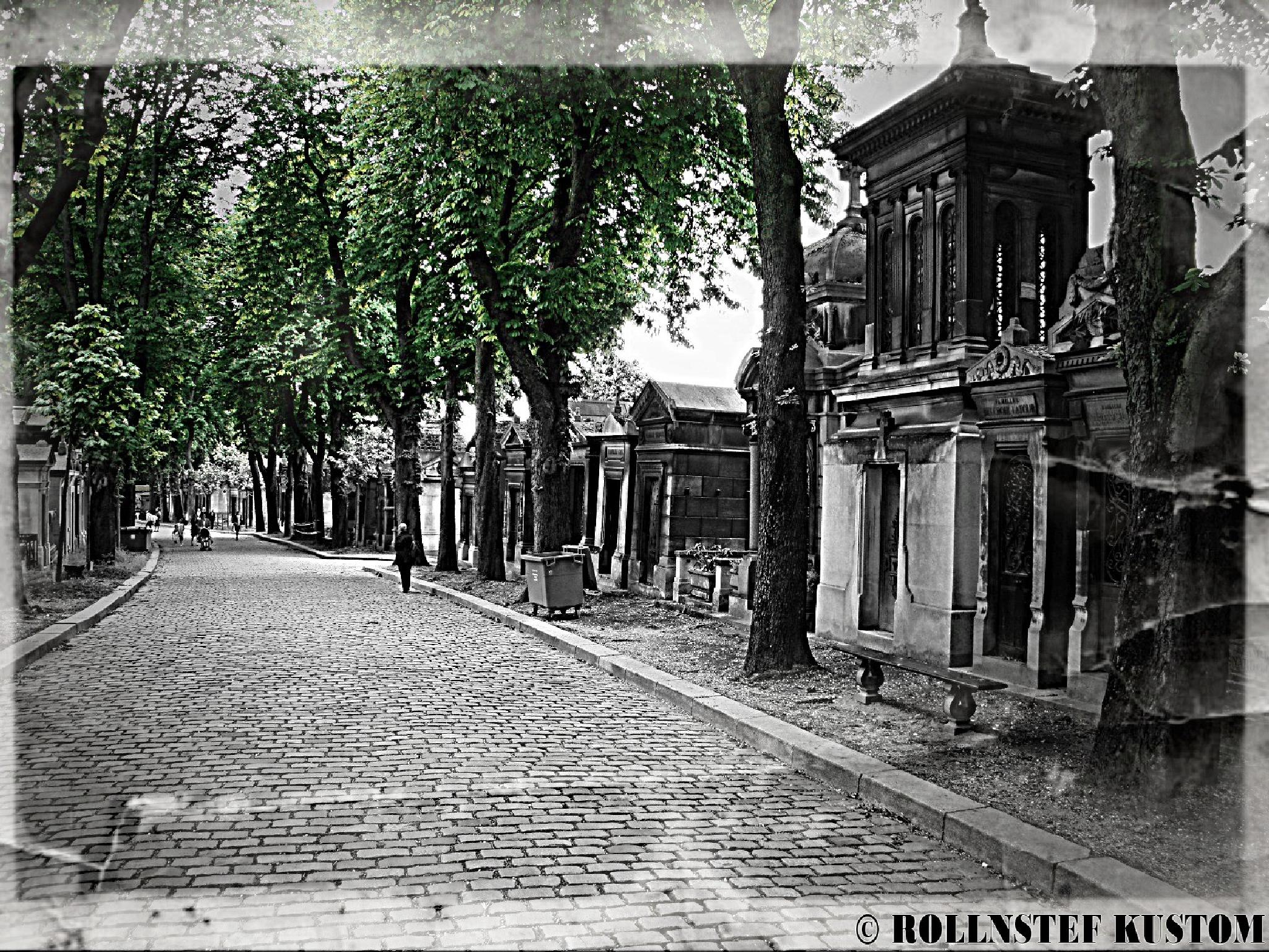 Père Lachaise  by rollnstef