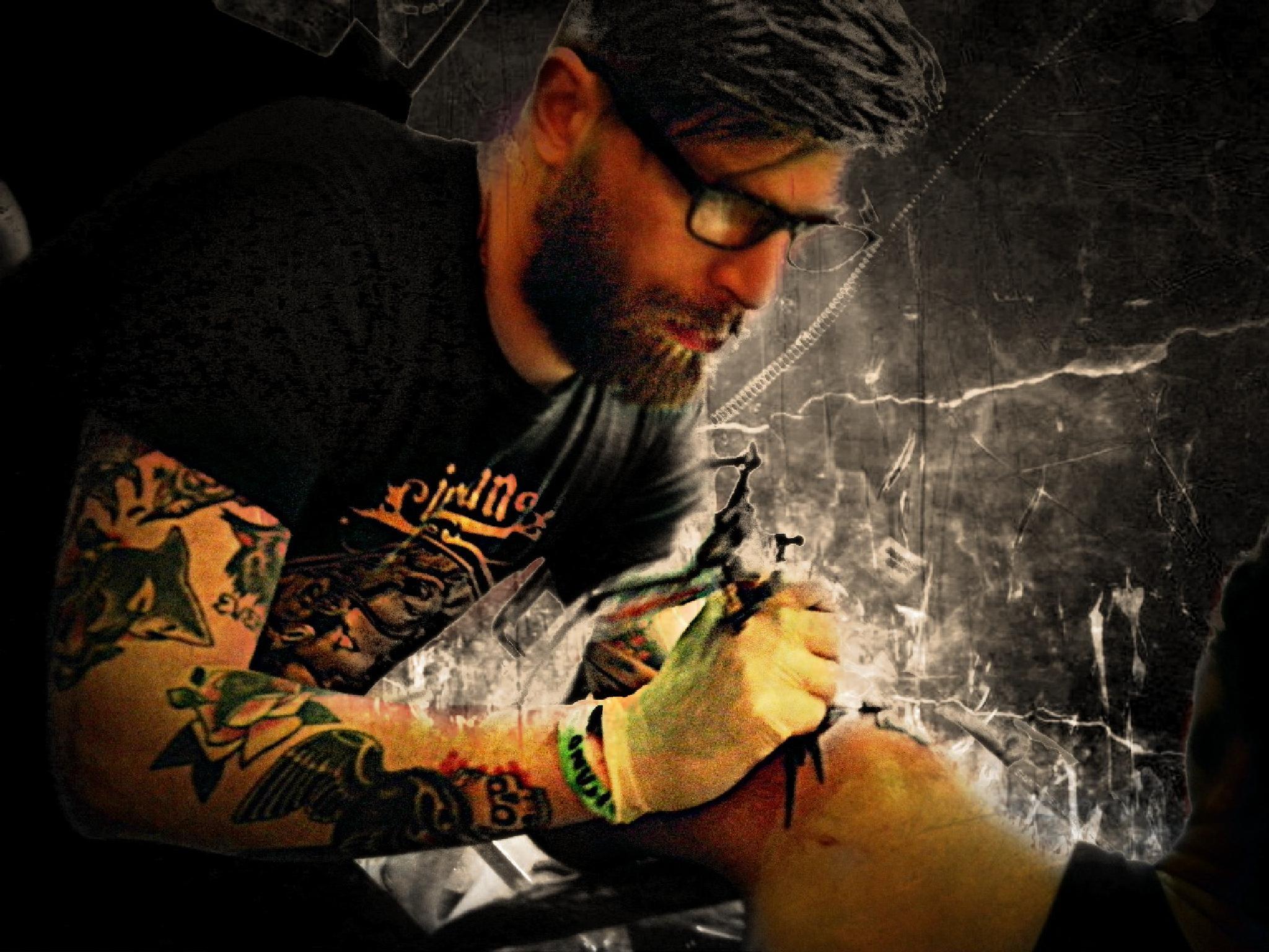 Tattoo Art by rollnstef