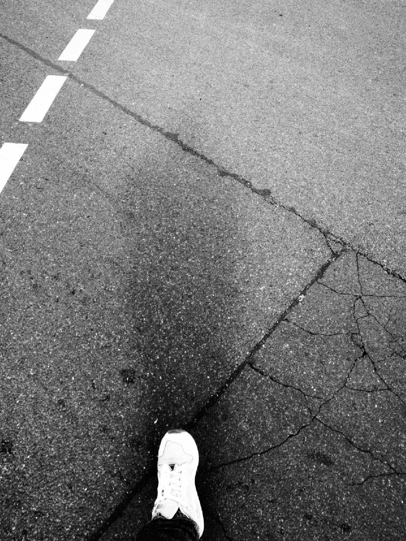on the run by Cit Pelo