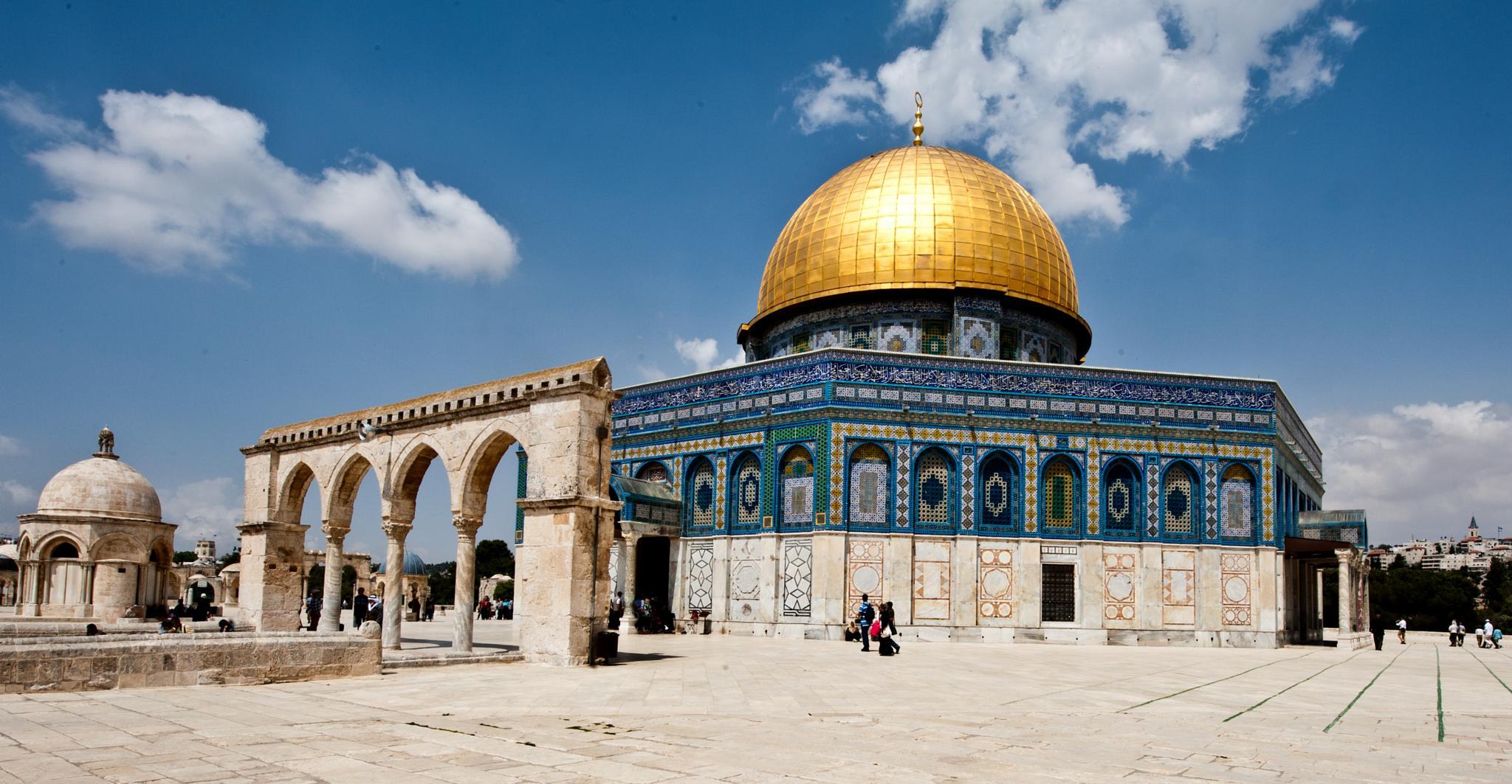 The Jerusalem Moshe by guenterpassage