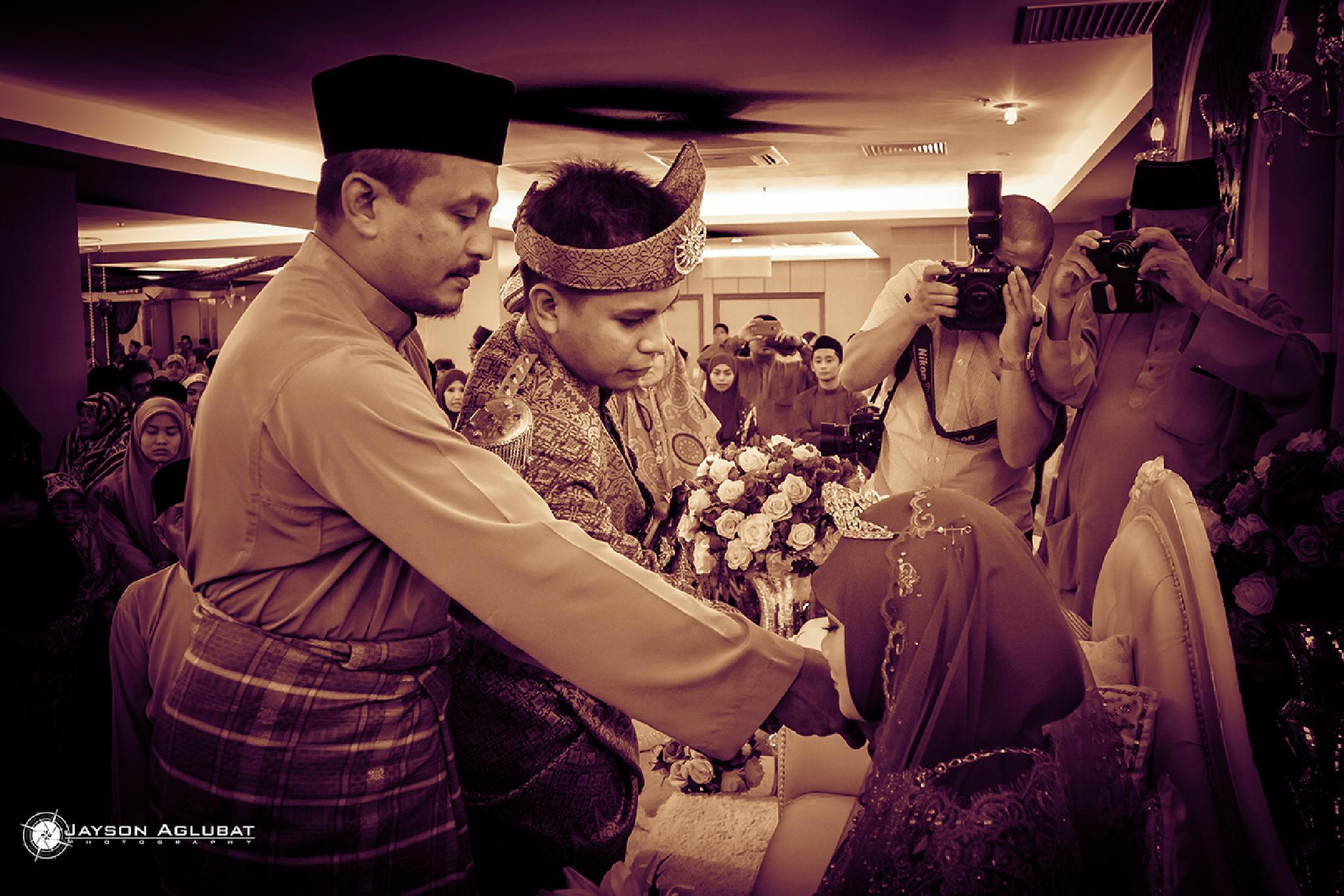 Wedding by Jayson  Aglubat