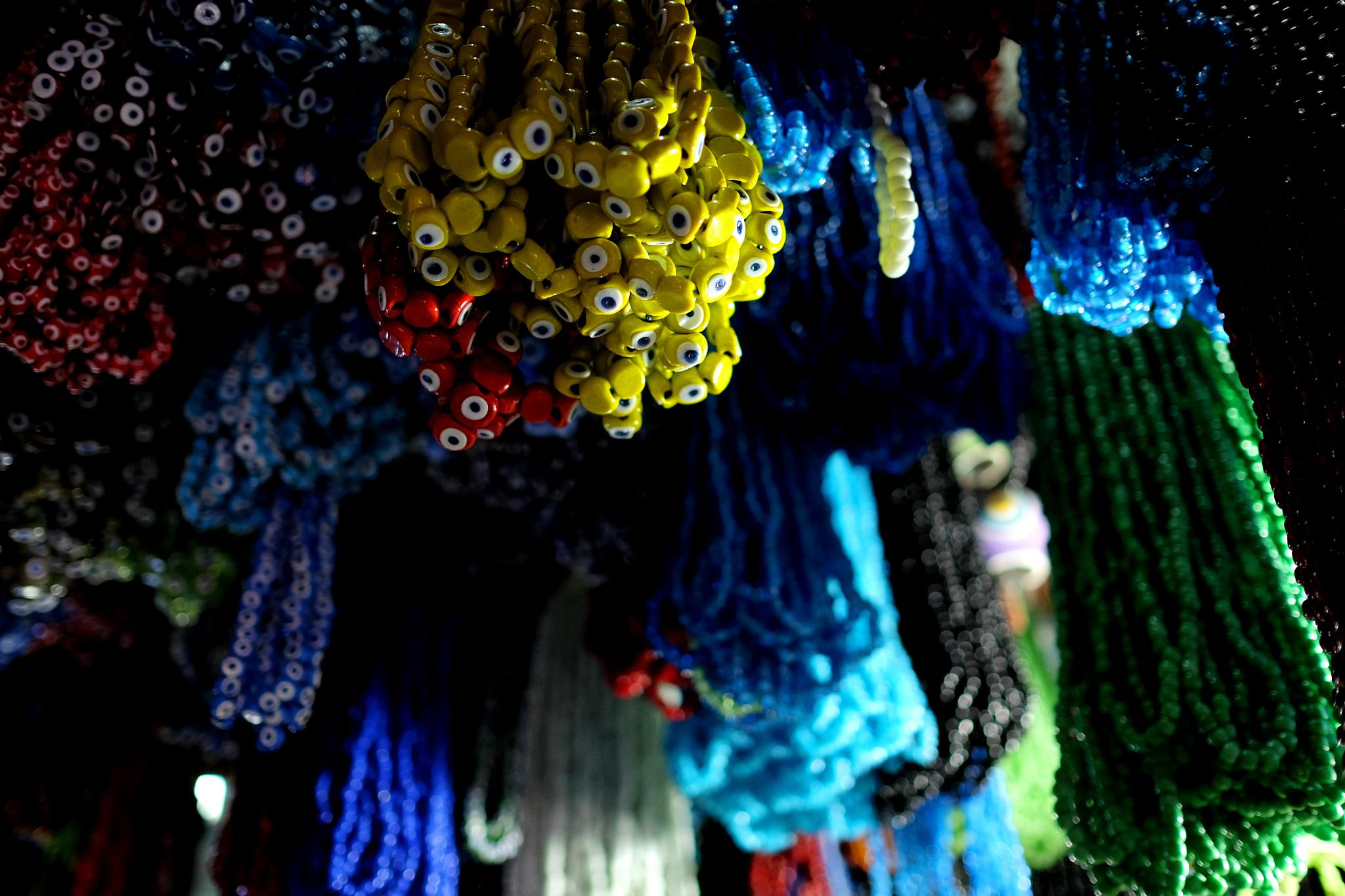 glass beads by cebaskaya