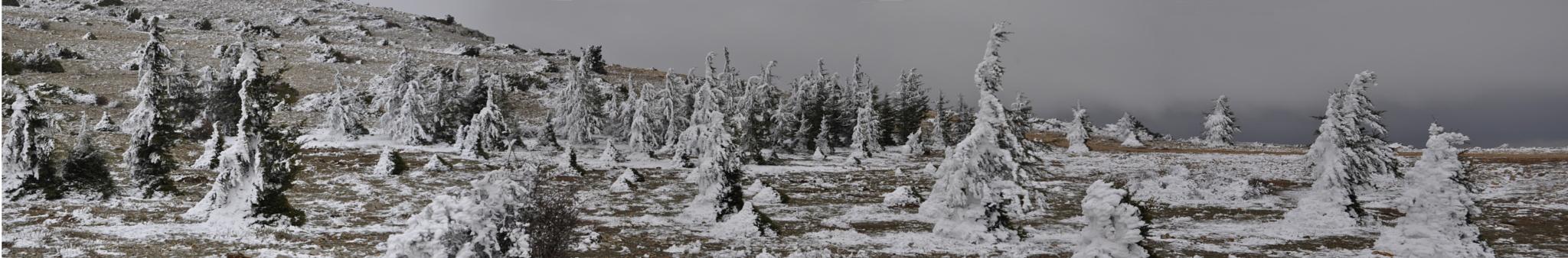spil mountain panorama  by cebaskaya