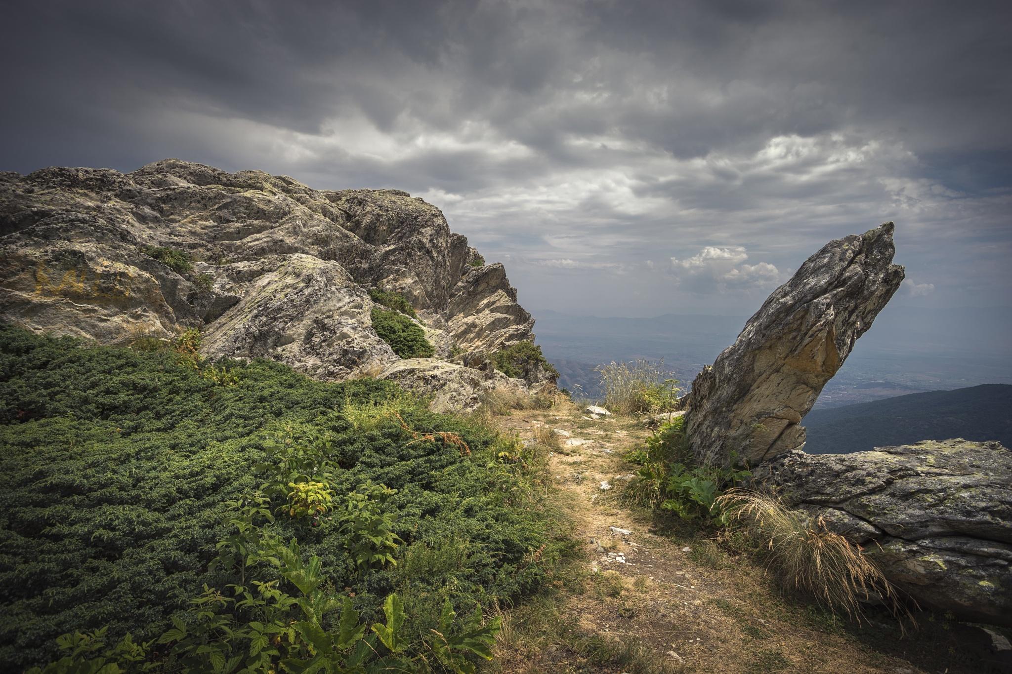 Stone of Jorgo by PetarBoskovski