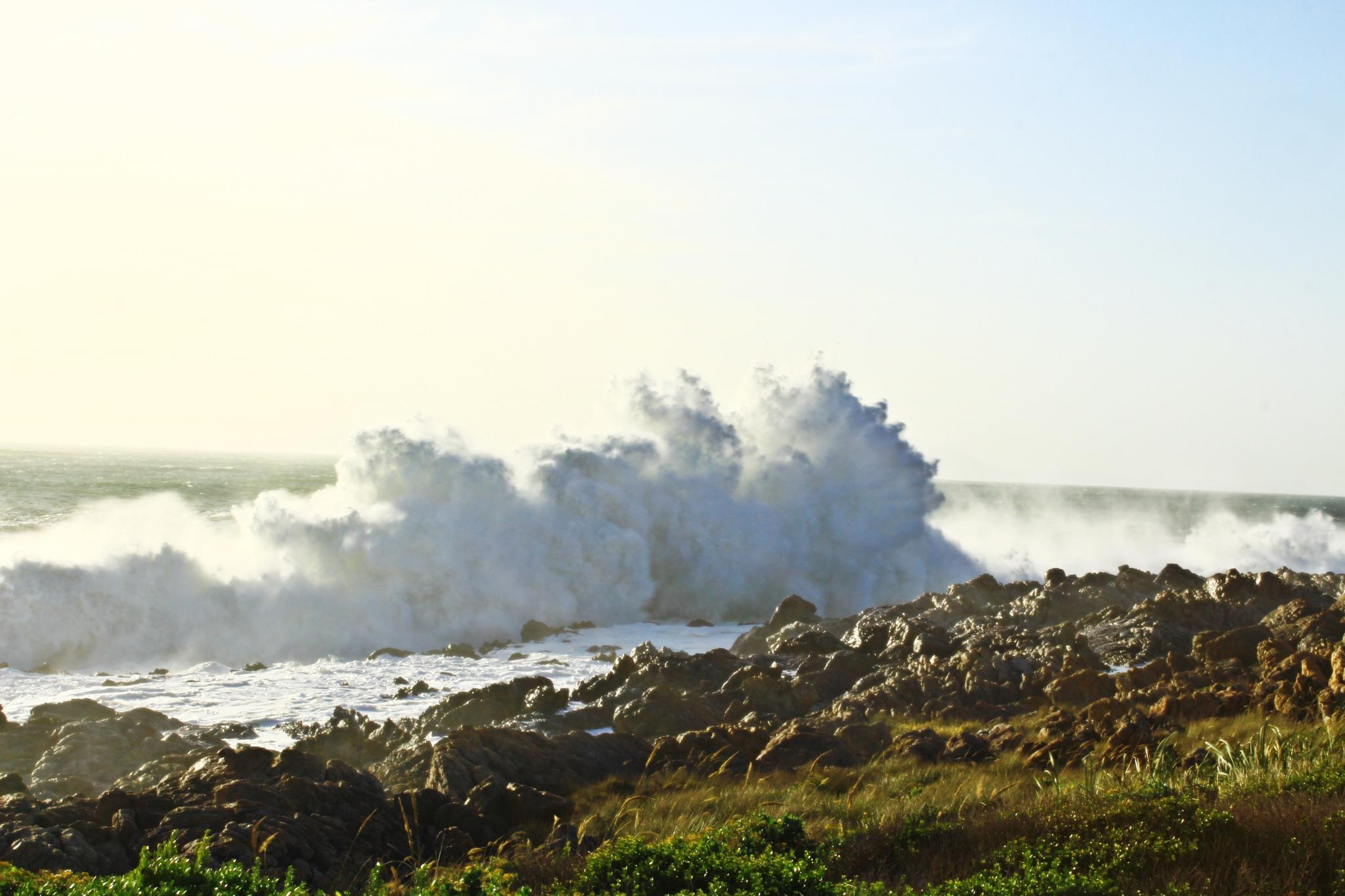 The Big WAve by Judithstopforth