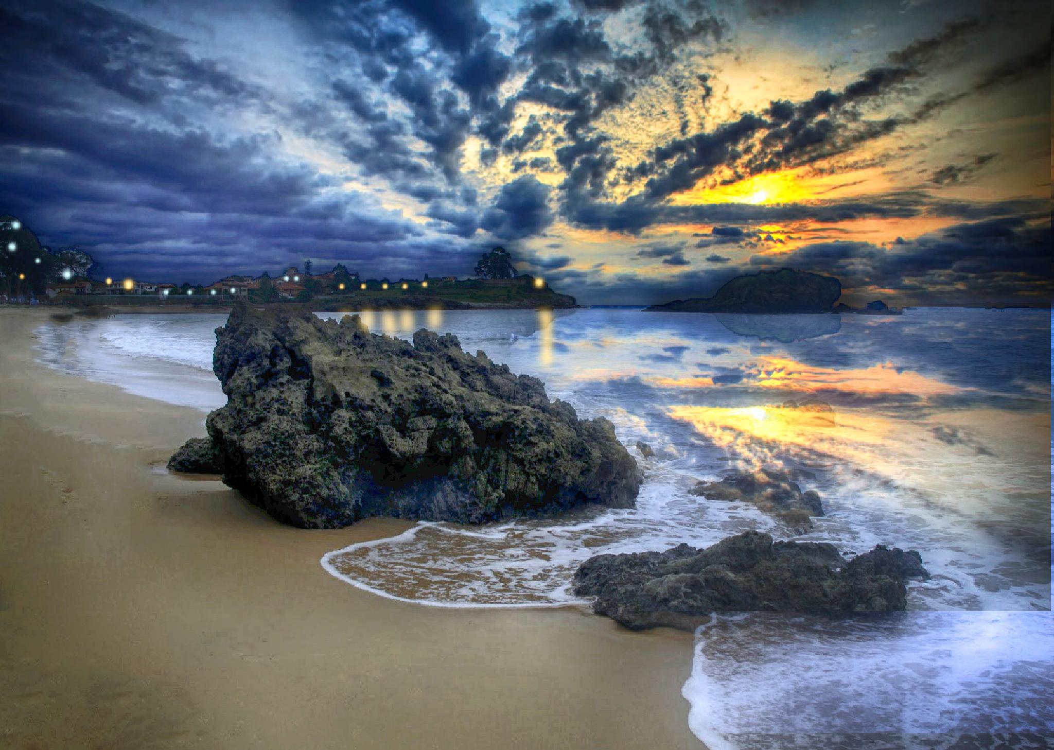 La Isla,Colunga by toalafoto