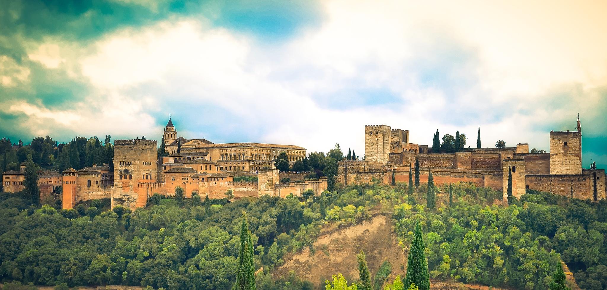 La Alhambra by toenee65