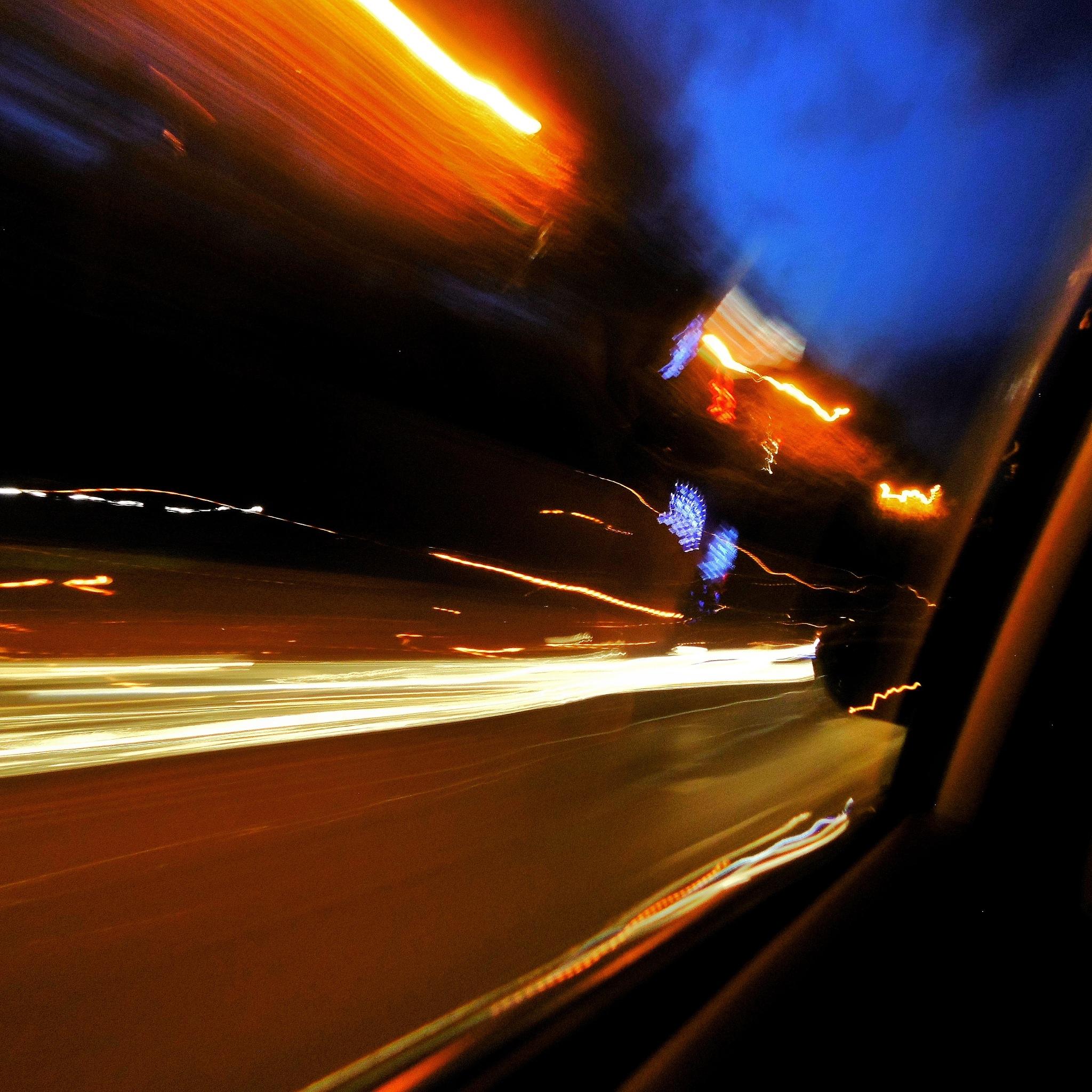 In The Car  by Renaicon Solitaire