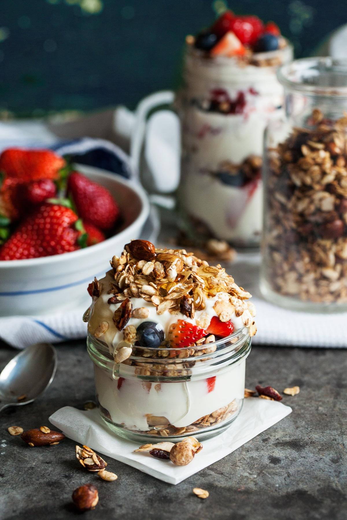 Beautiful breakfast by Maja Galuf