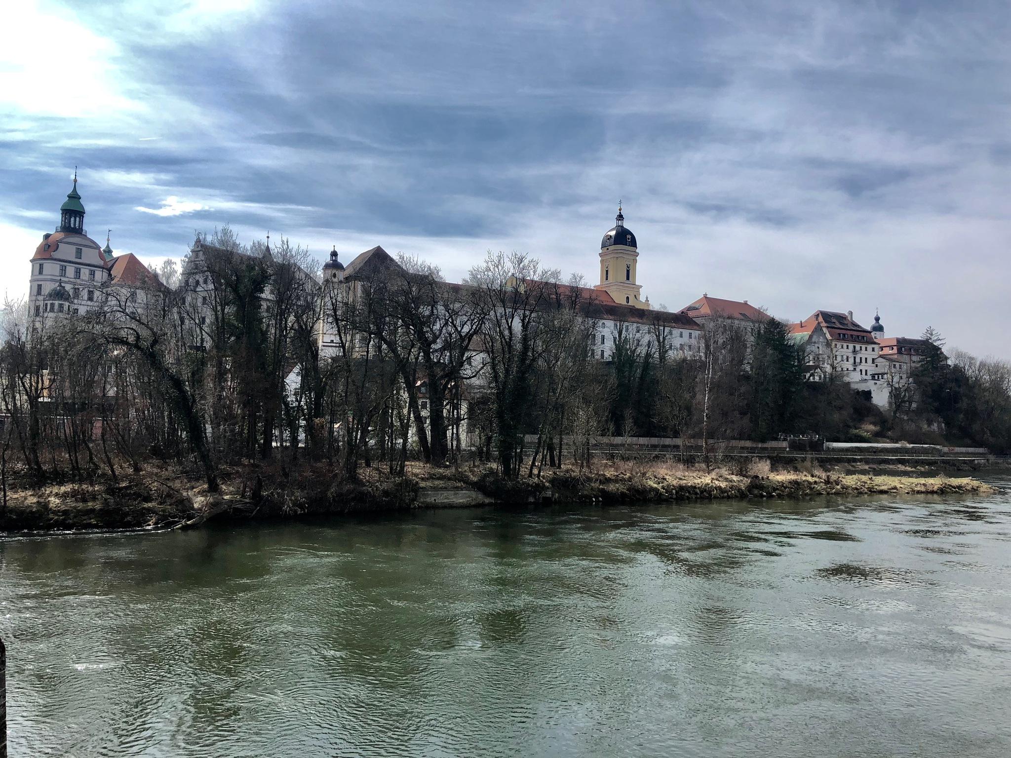 Elisenbrücke, Neuburg an der Donau by Martin Bausewein