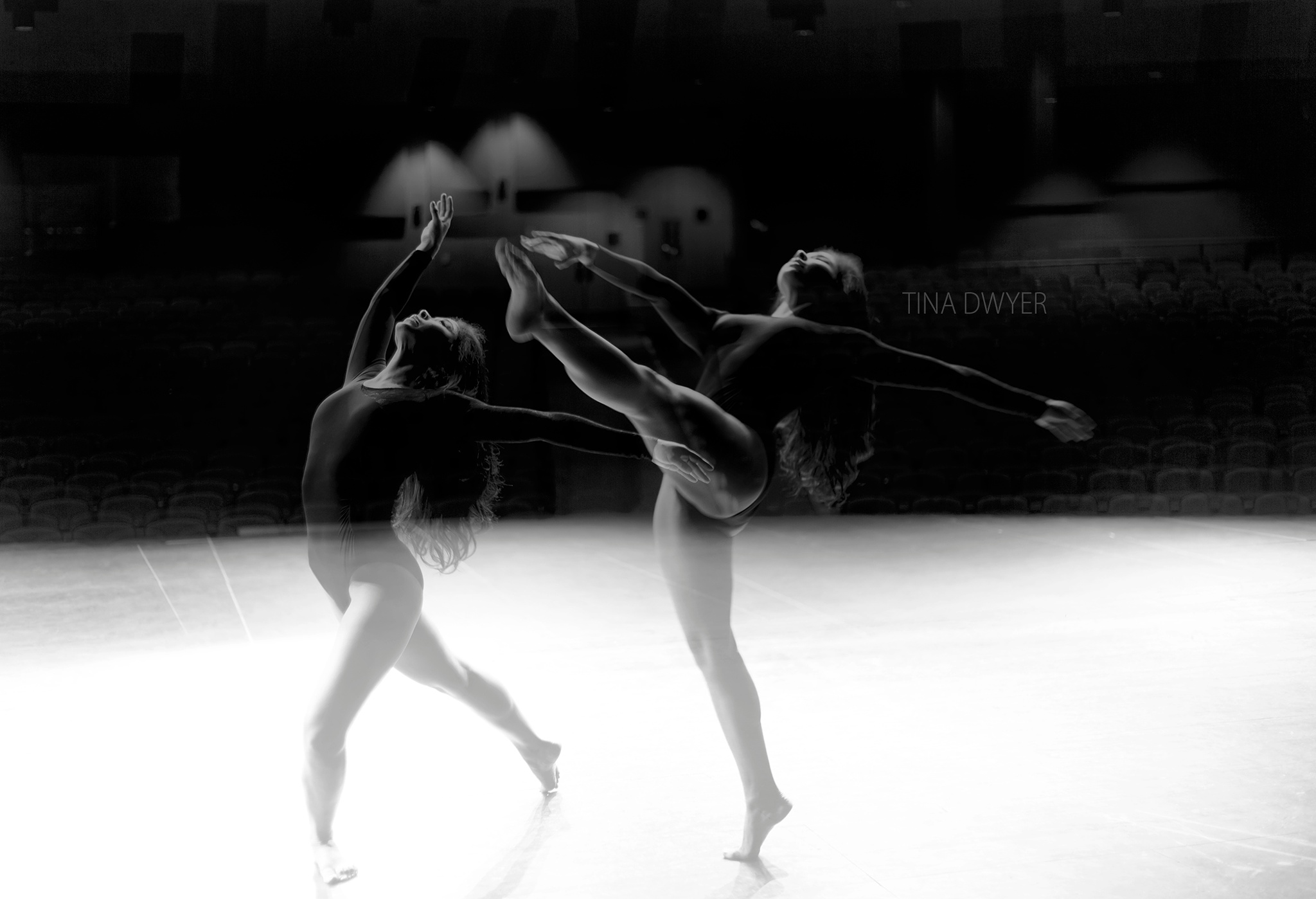 The Dance by Tina Dwyer