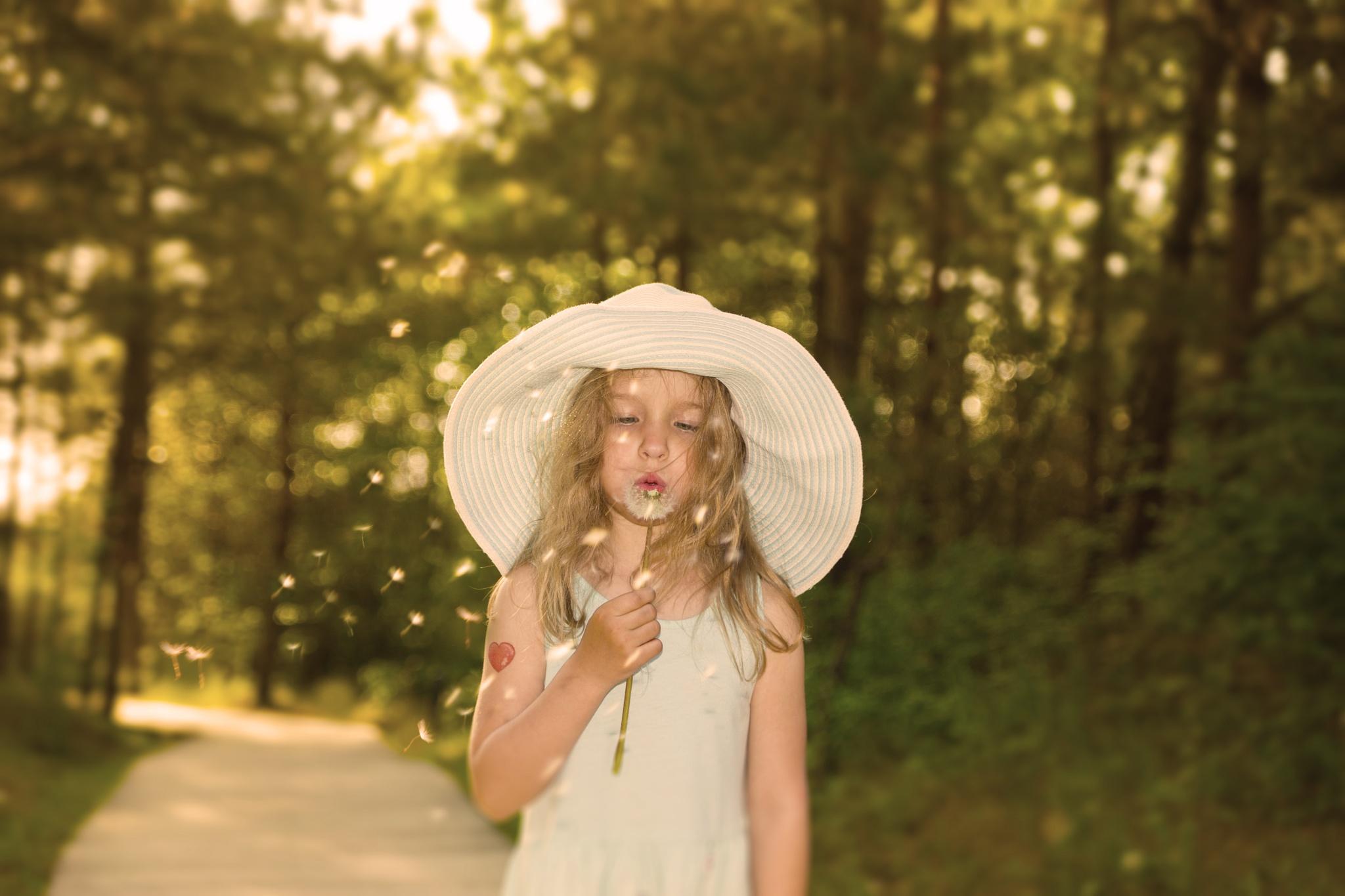 Joy of childhood by DariusBirstonas