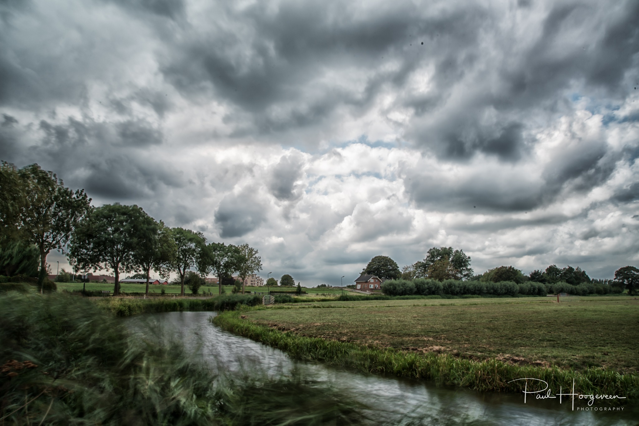 Clouds and wind by Paul Hoogeveen Photography