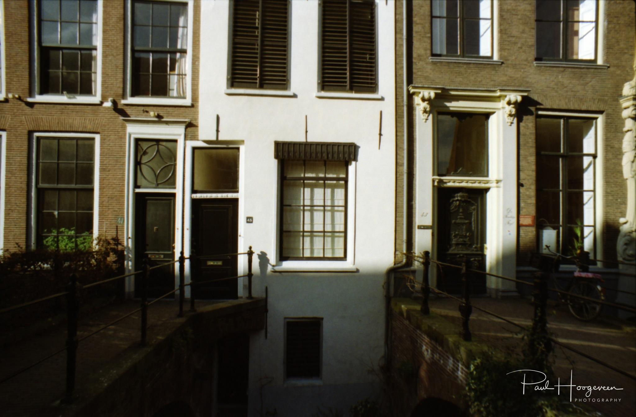 Utrecht Museumkwartier by Paul Hoogeveen Photography