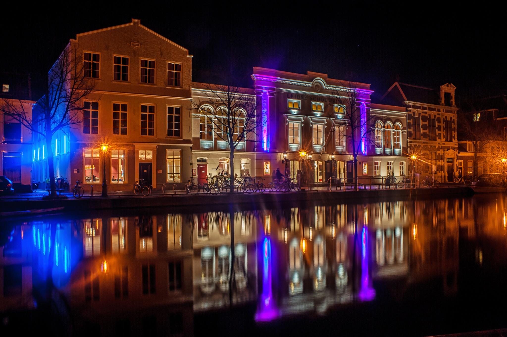 City theater Leiden by Paul Hoogeveen Photography