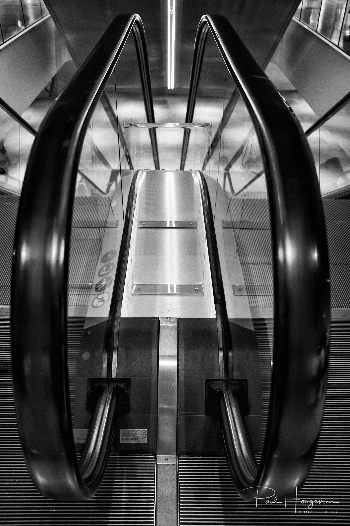 Staircase by Paul Hoogeveen Photography