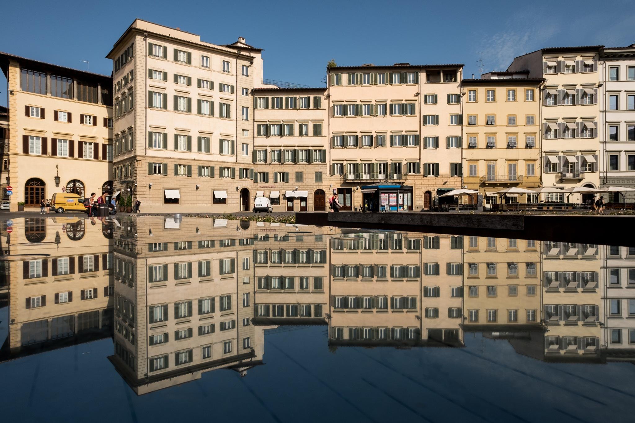 Piazza Santa Maria Novella by Paul Hoogeveen Photography