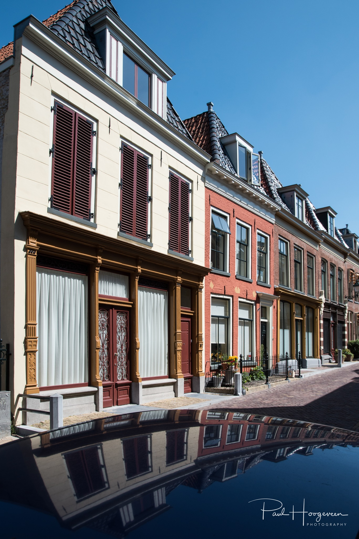 Architecture reflections by Paul Hoogeveen Photography