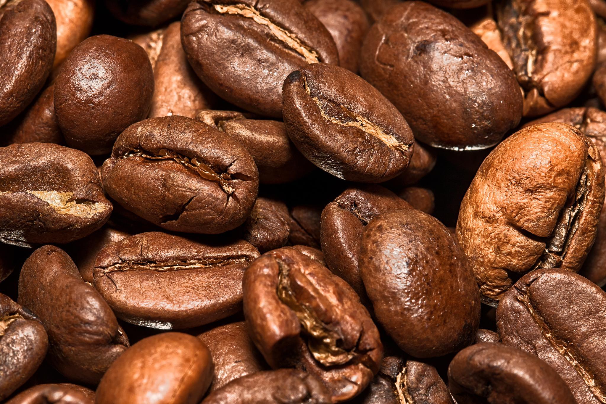 Coffee Beans by Matthias Walker
