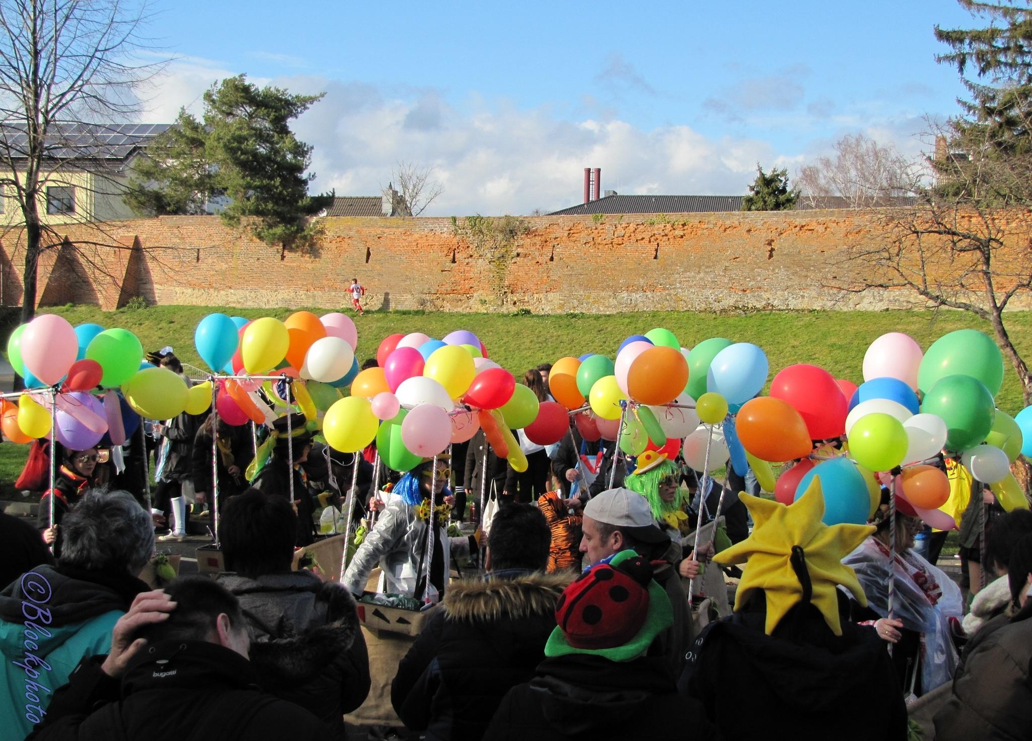 ballons... by Heike  Block