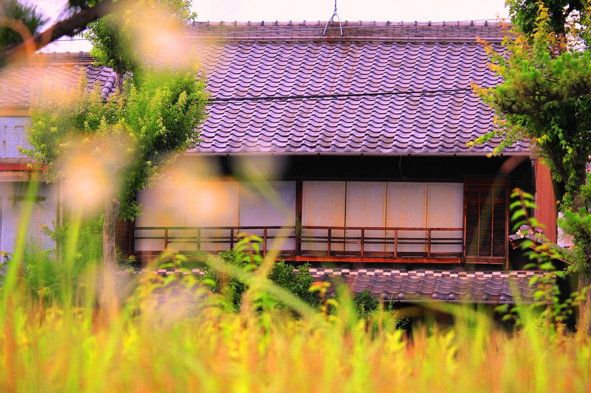 Old Style House by Manabu Moriwaki