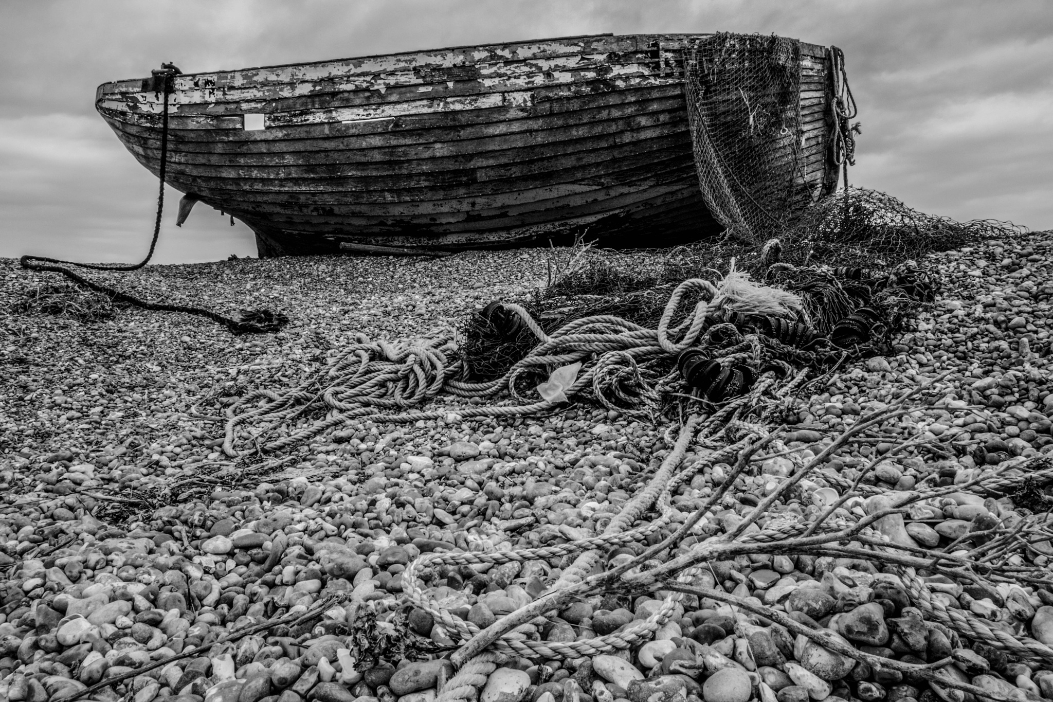 Abandoned  by Graeme Keable