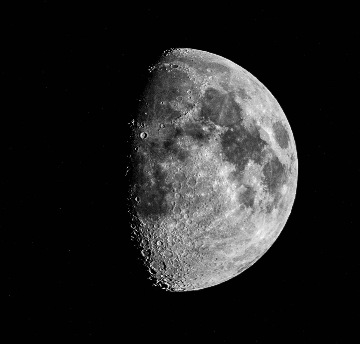 The moon by Graeme Keable