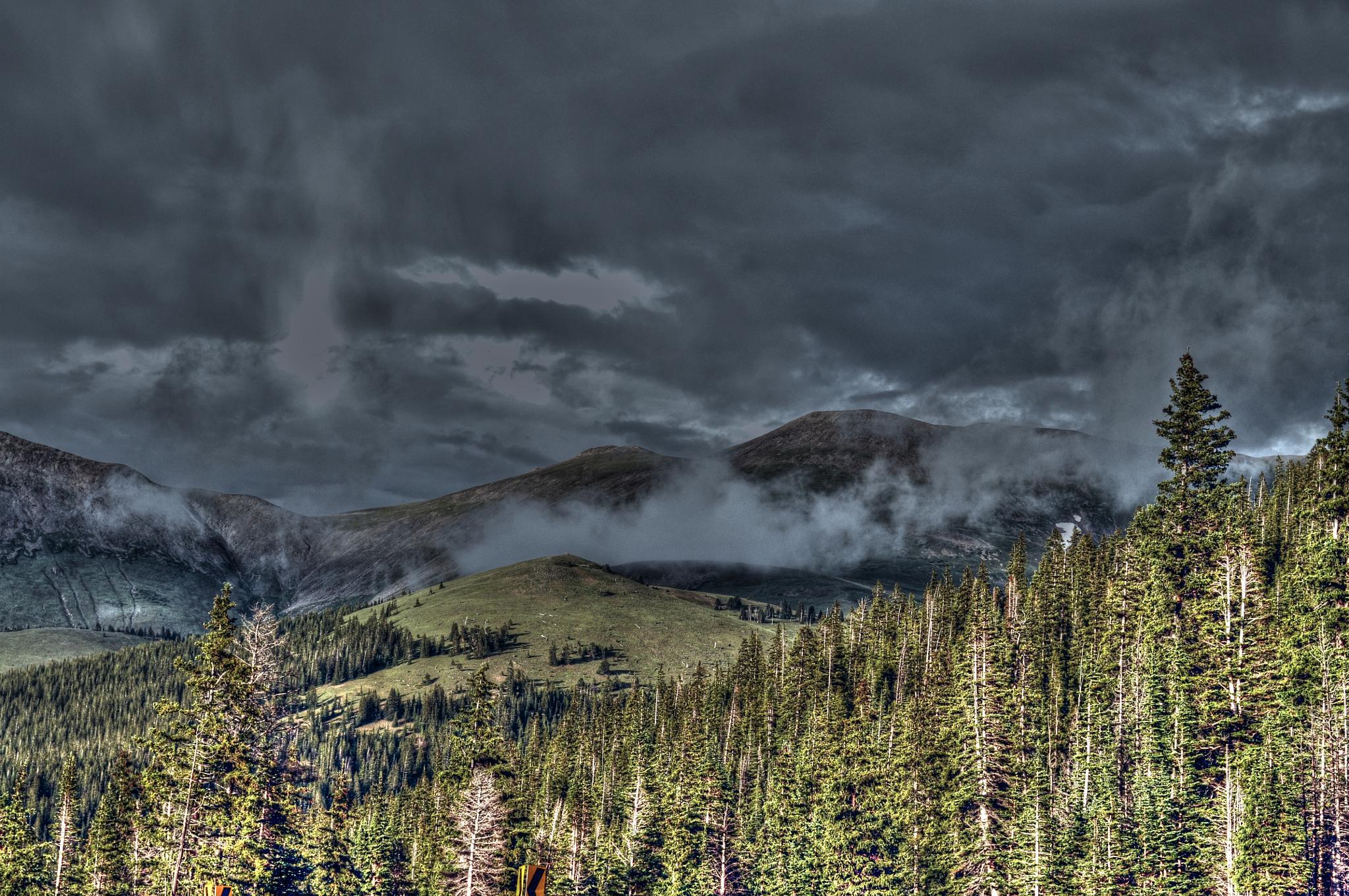 Storm Cloud's by Jaime Cantu