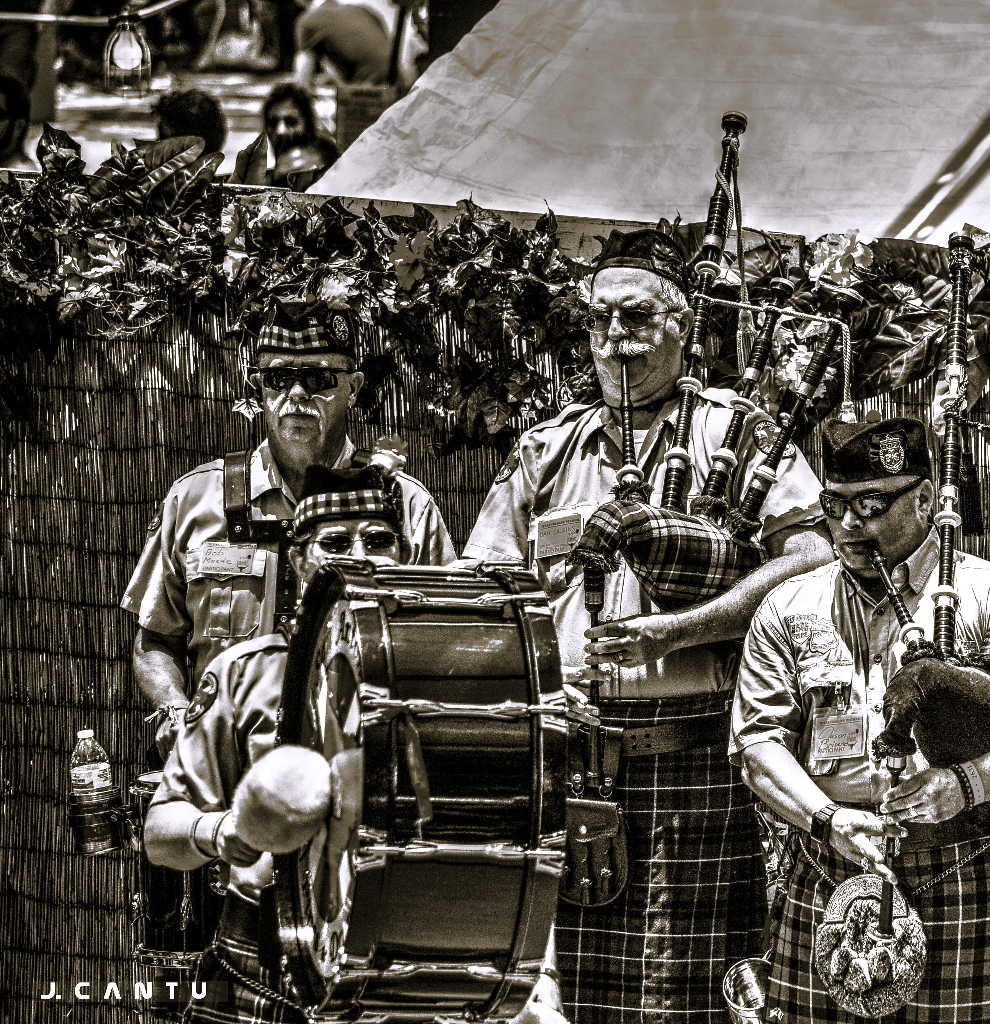 The Band .................................. by Jaime Cantu