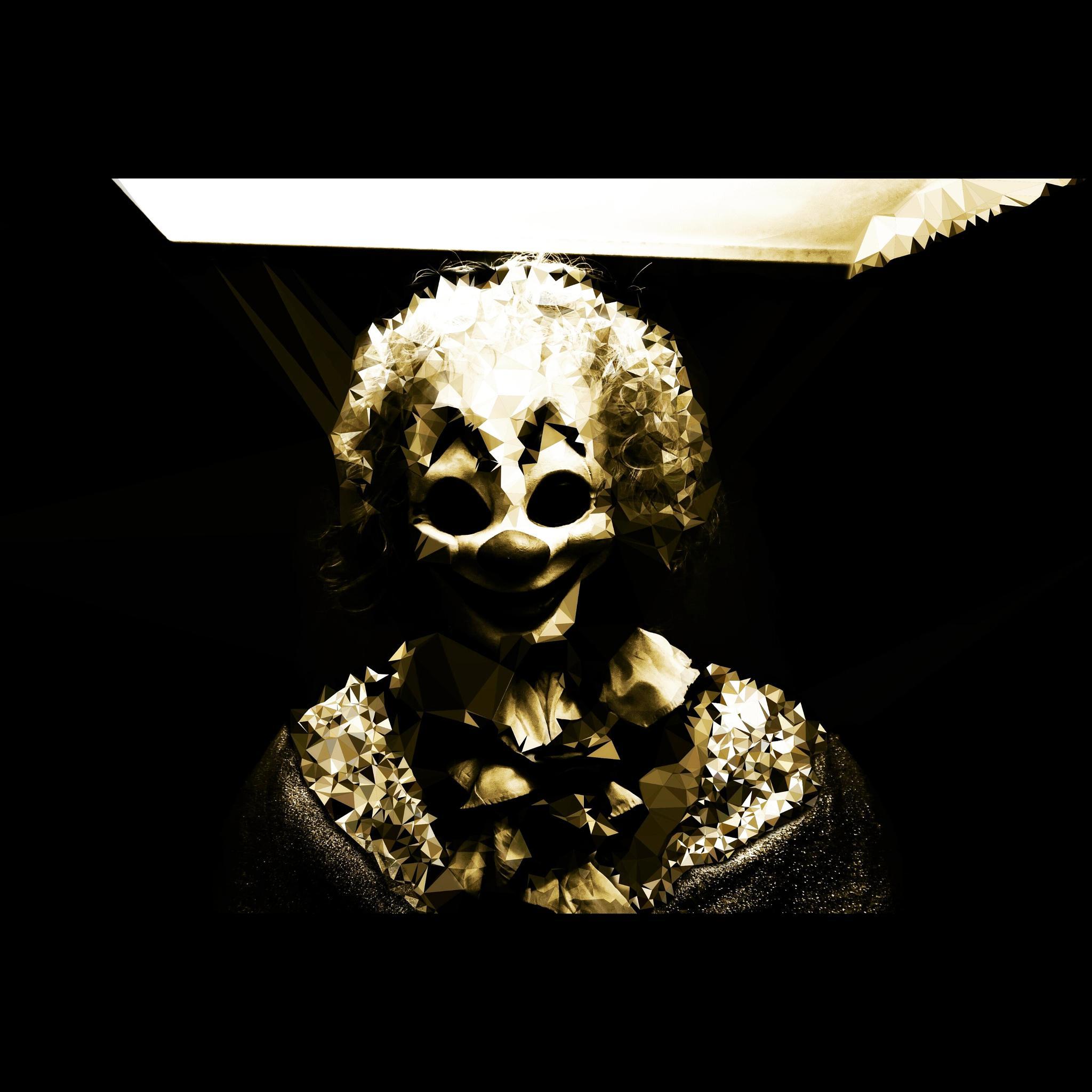 Curious Clown by Stuart Gallagher