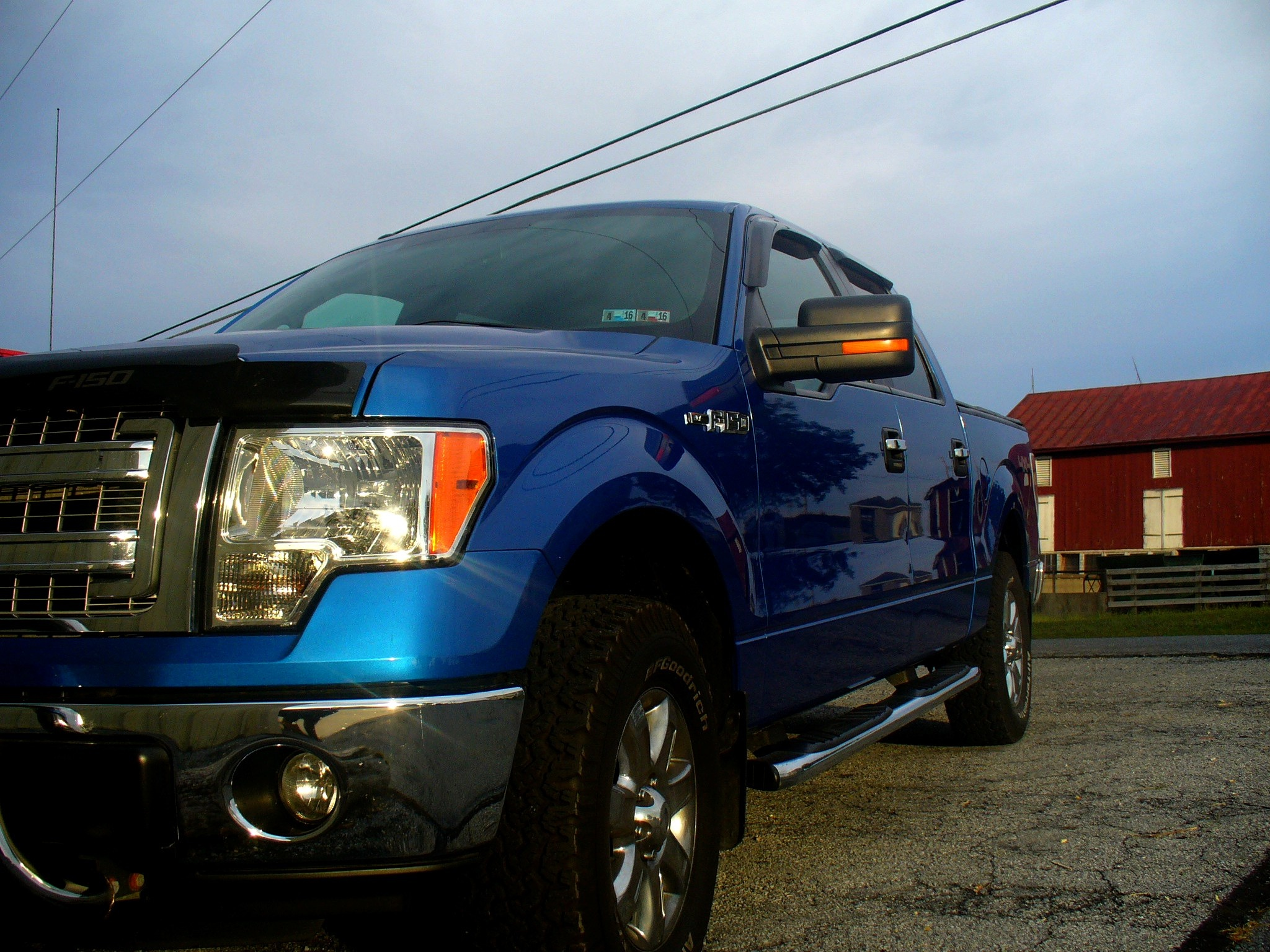 Ford F-150 by Brooke Pyles