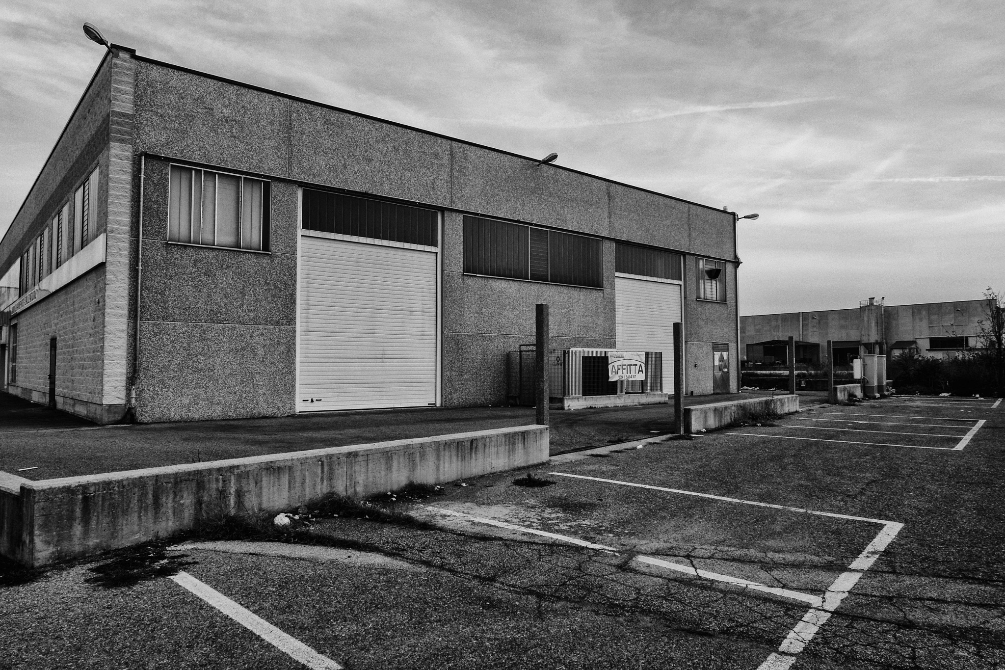 Industrial Area by FrancescoPala