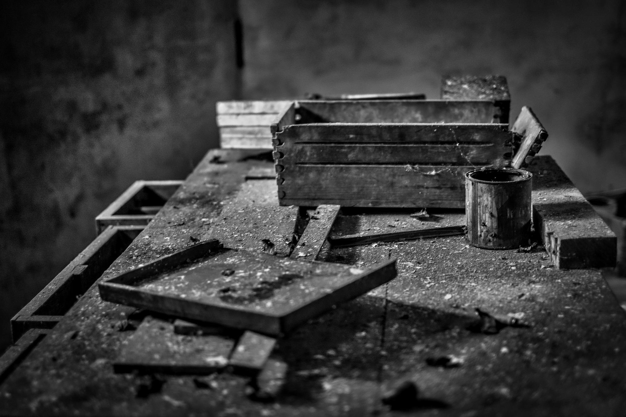 Workbench by FrancescoPala