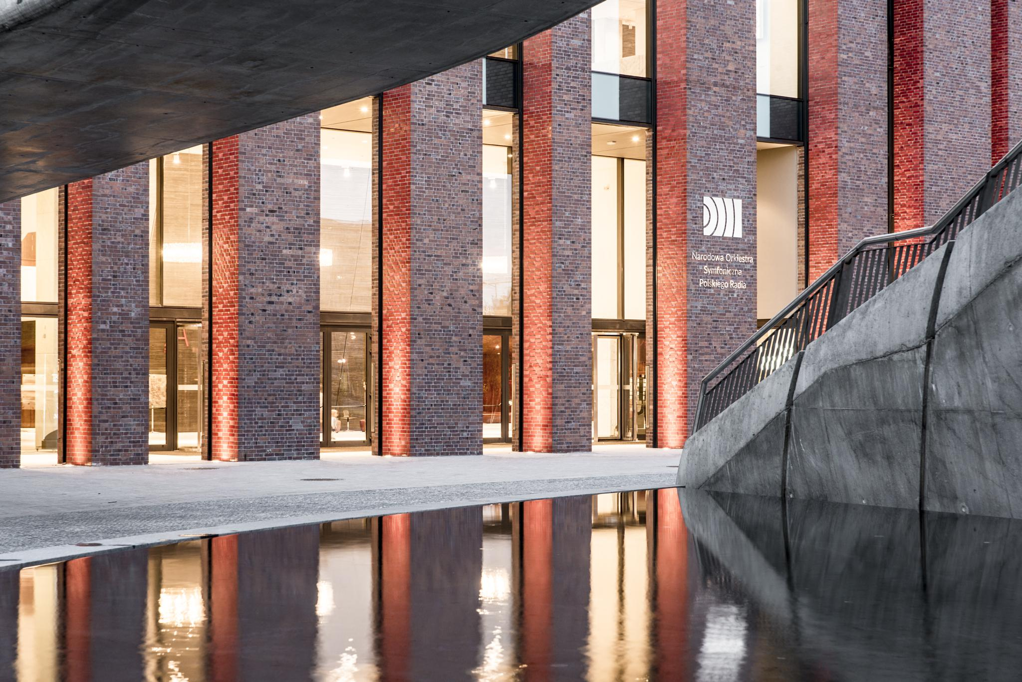 Polish National Radio Symphony Orchestra building by BD